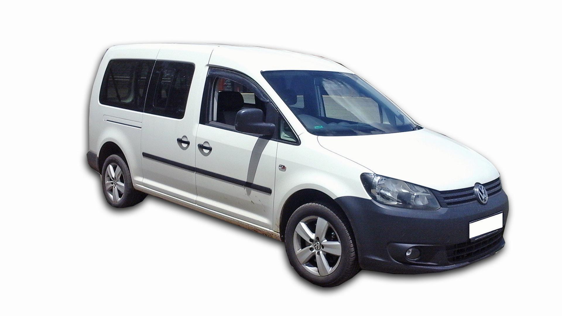 VW Caddy Maxi 2.0 Tdi Trend