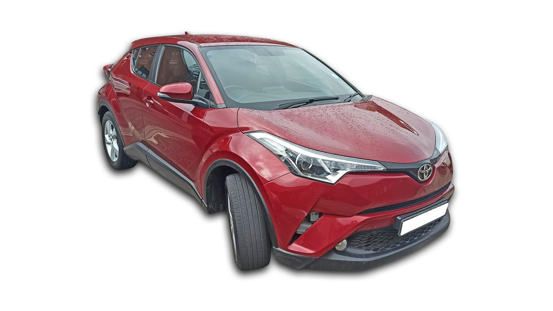 Toyota C-HR 1.2T Plus