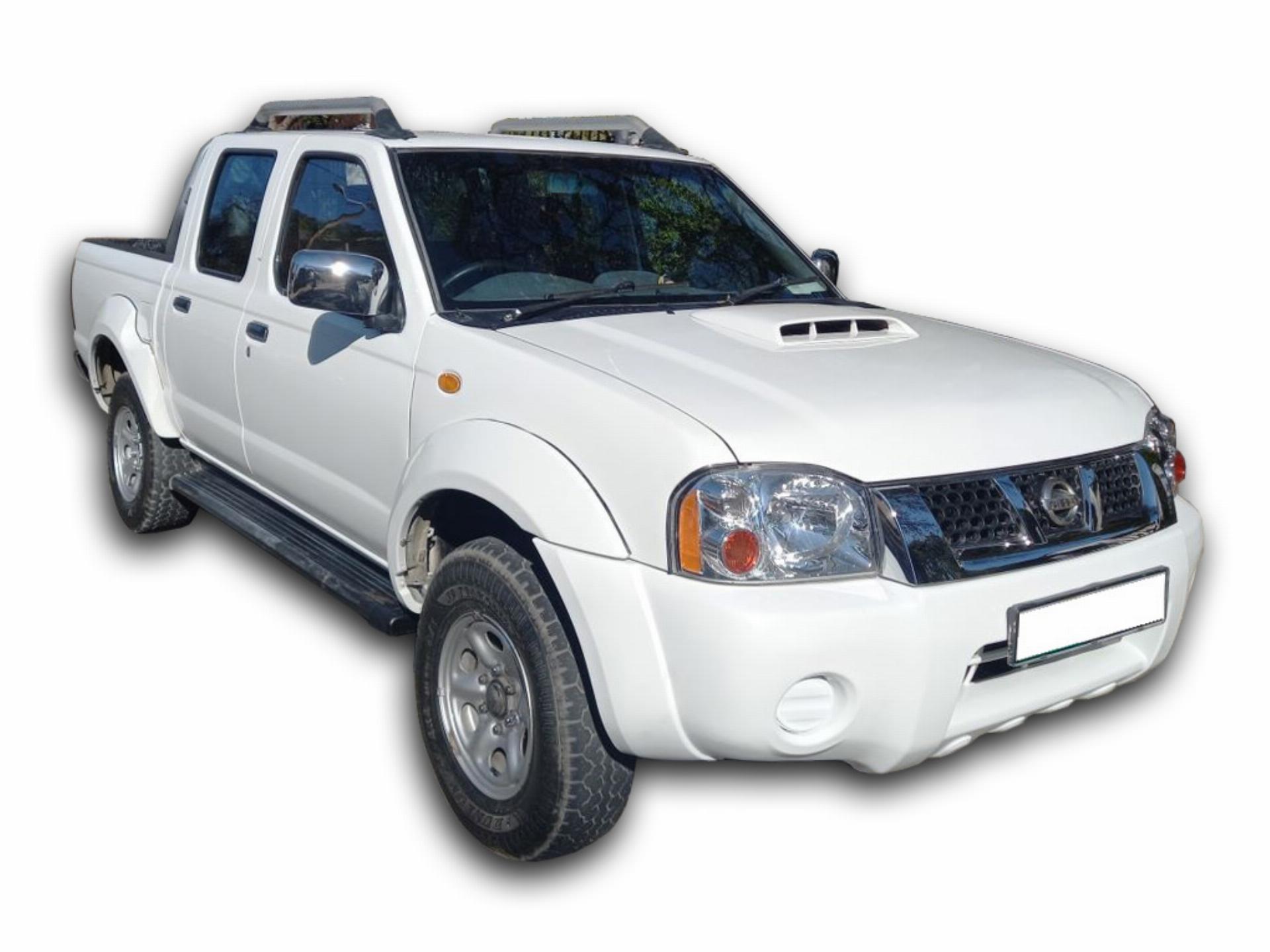 Nissan NP 300 Hardbody Double Cab