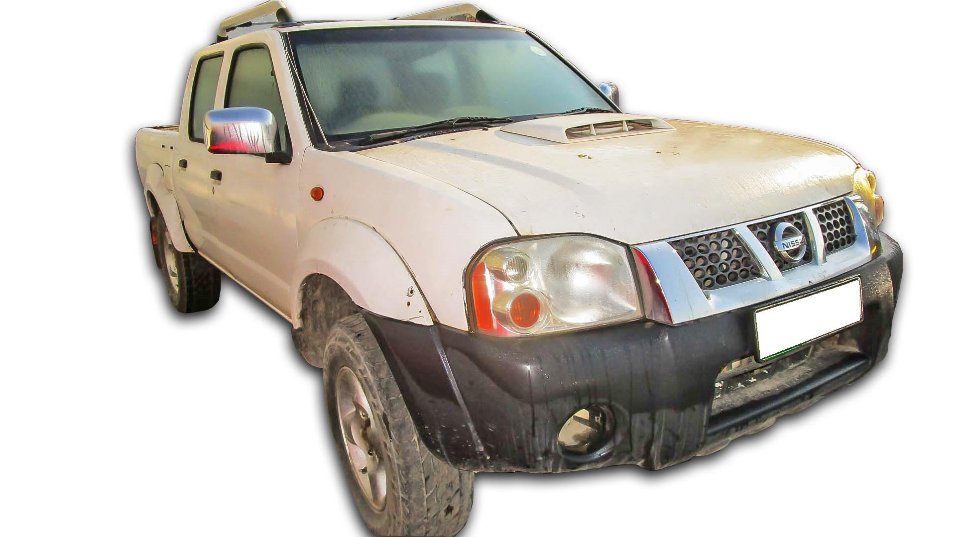 Nissan Hardbody NP300 2.5 T