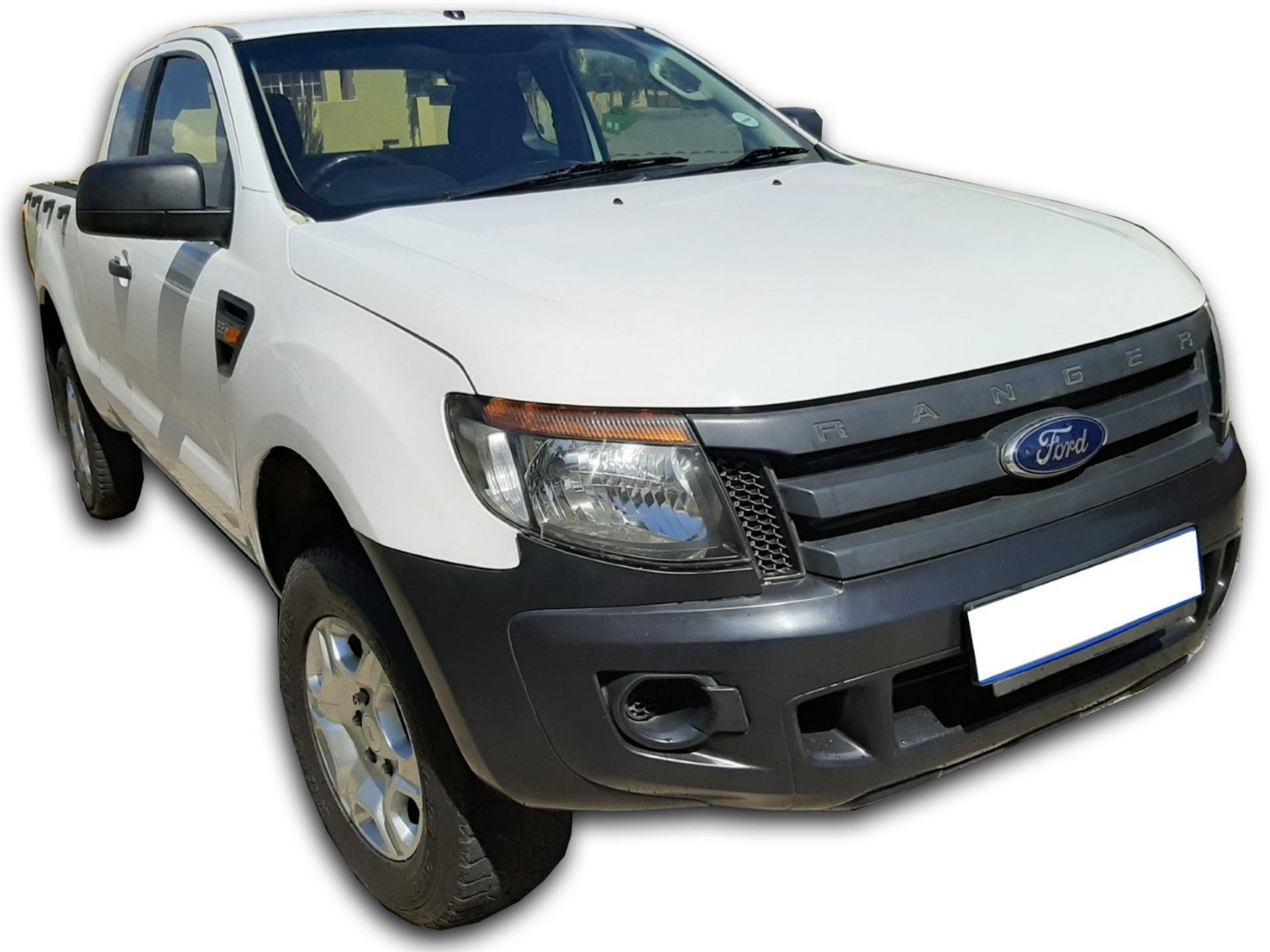Ford Ranger Supercab 2.2