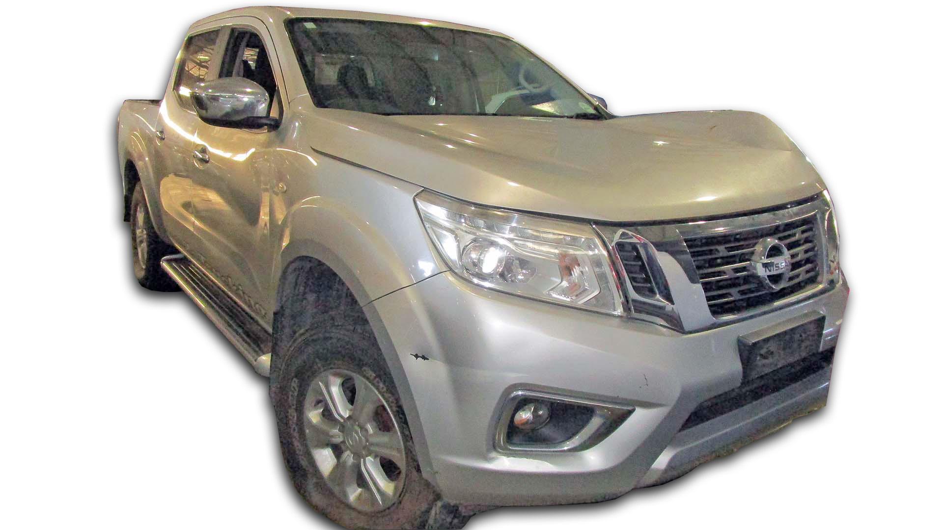 Nissan Navara 2.3D SE A/T P