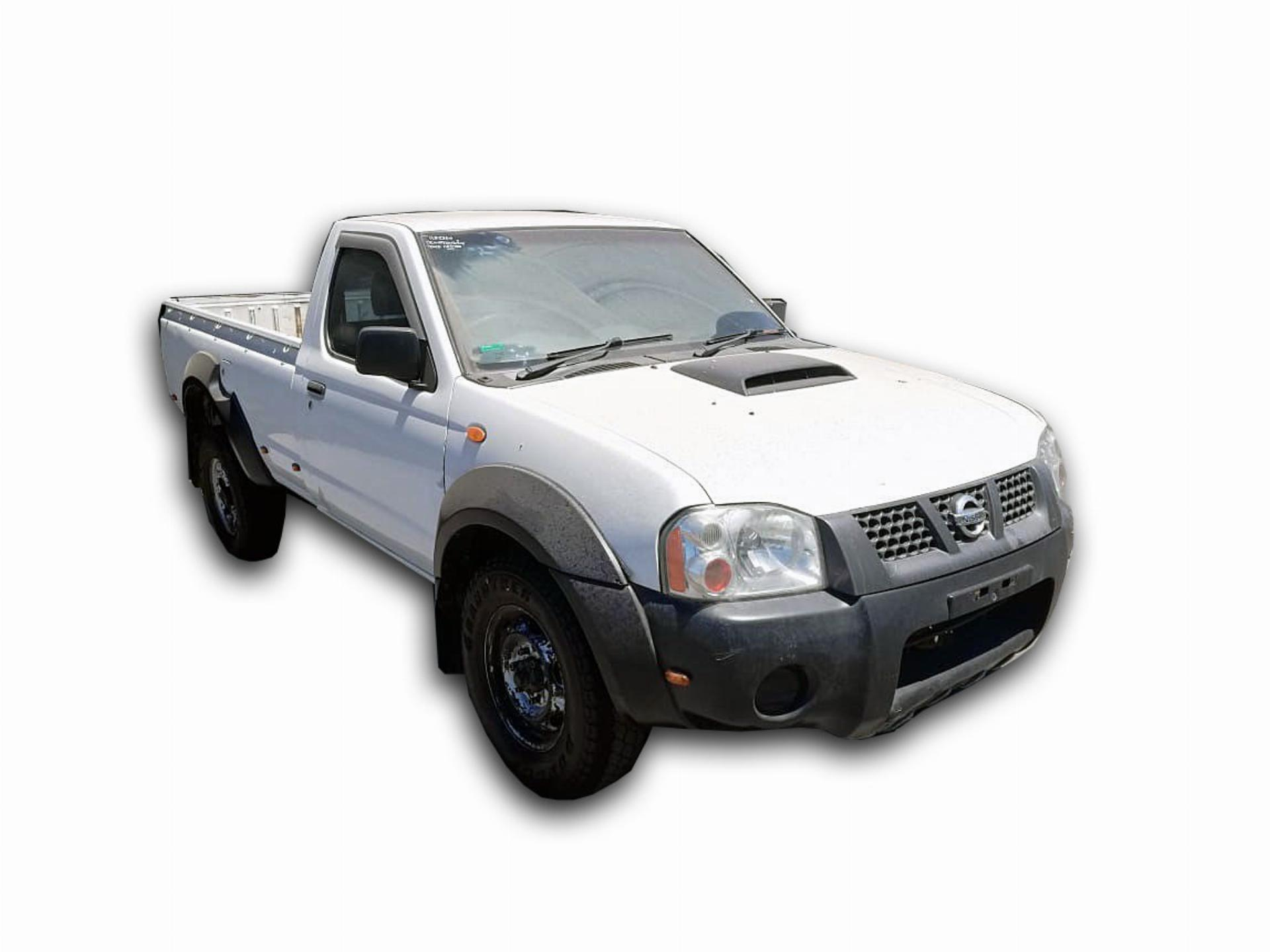 Nissan Hardbody NP300 2.5TDI LWB 4X4