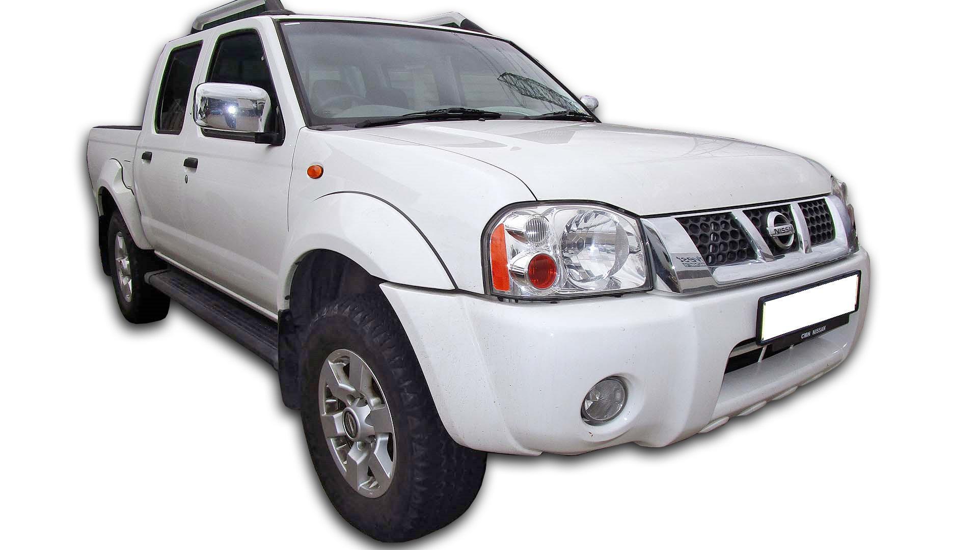 Nissan Hardbody NP300 2.4 I