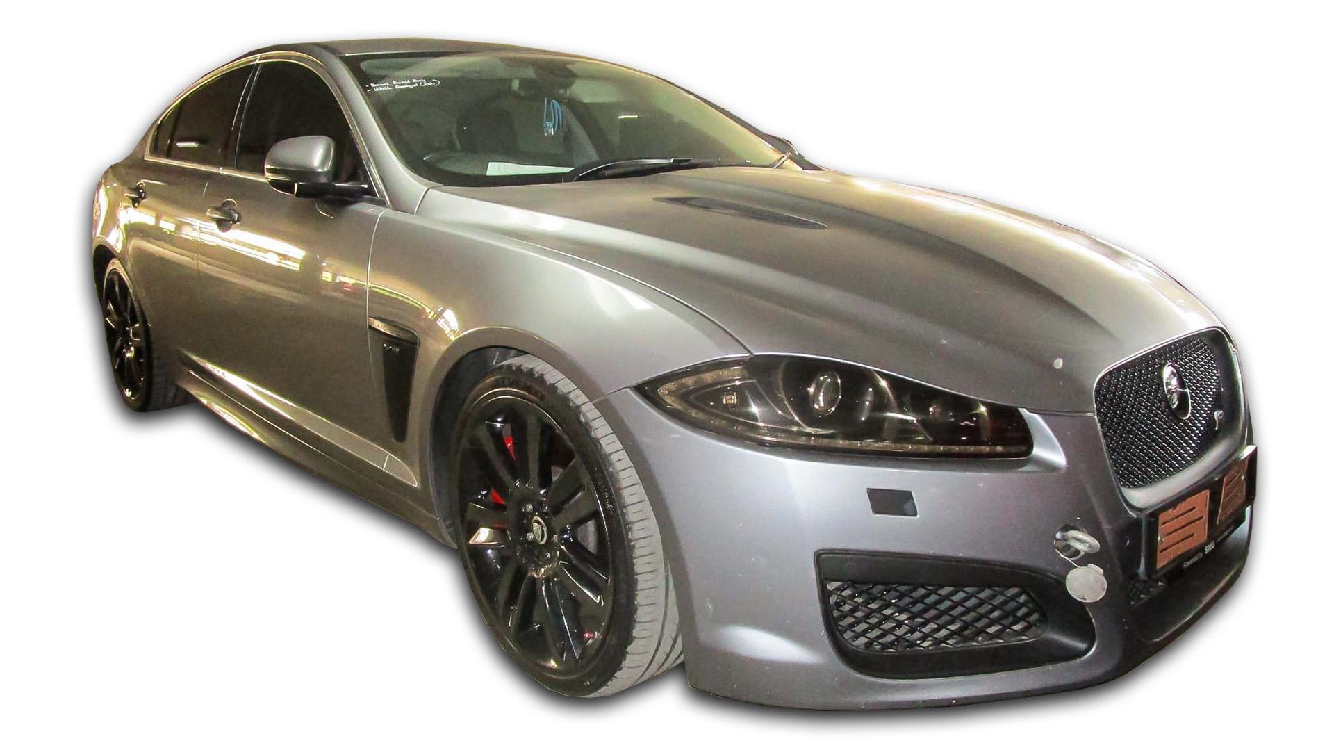 Jaguar XFR 5.0 V8 S/C