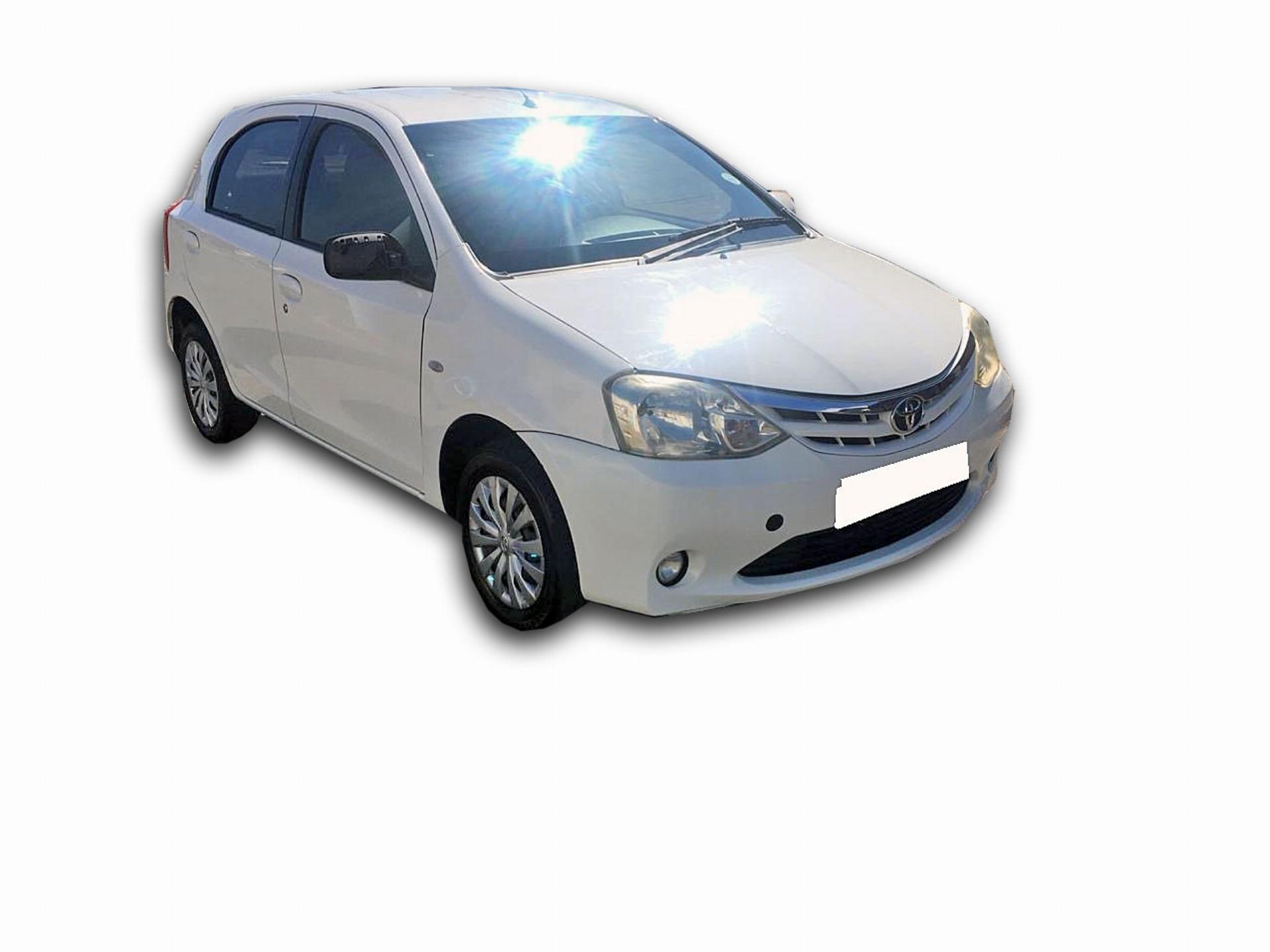 Toyota Etios 1.5I XS Hatch