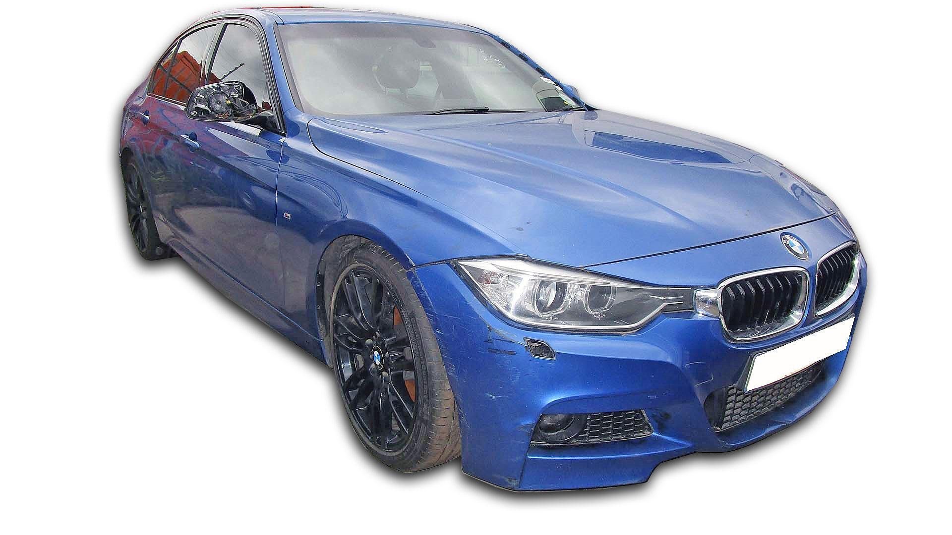 BMW 3 Series 320D M Sport (F30)