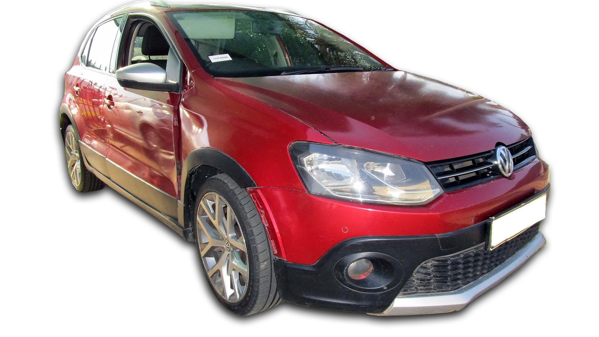 Volkswagen Cross Polo 1.2 T