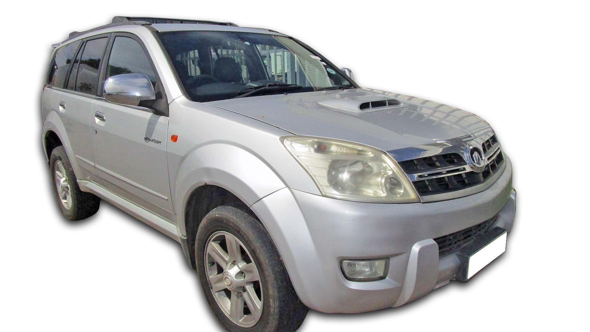 Great Wall Motors Limited GWM Hover 2.5 Tci
