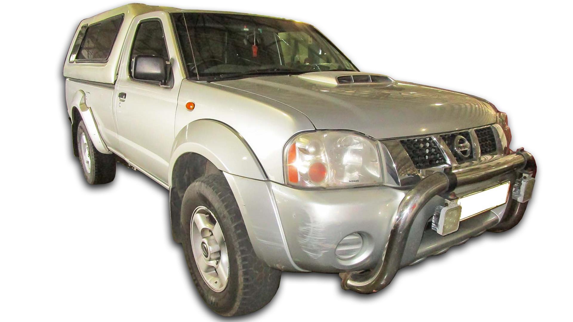 Nissan Hardbody NP300 2.5TD