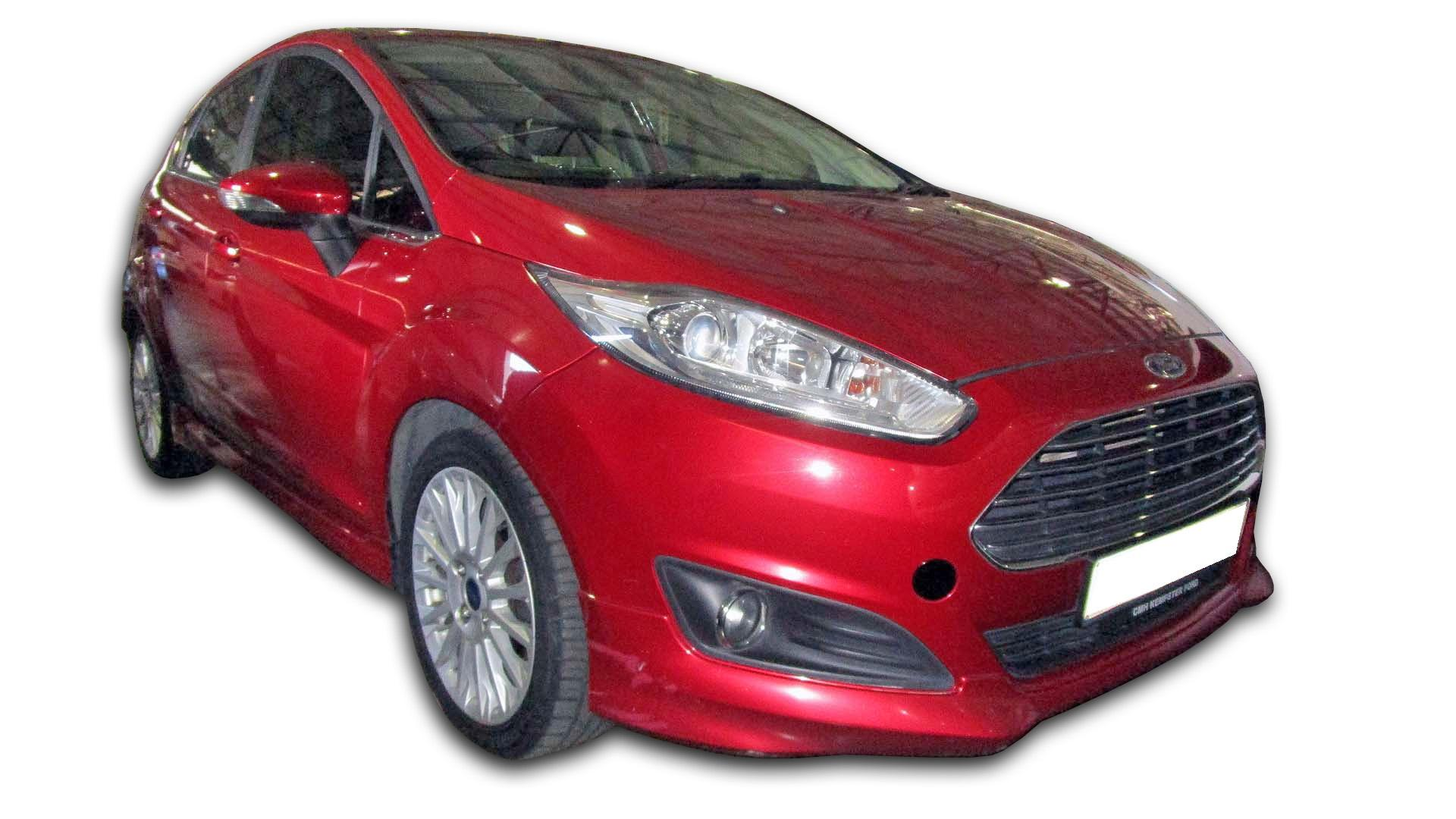 Ford Fiesta 1.0 Ecoboost AM