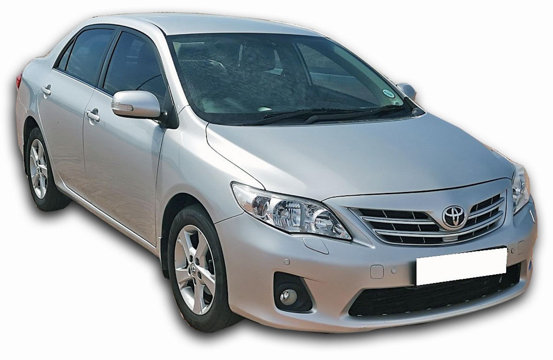 Toyota Corolla 2 L