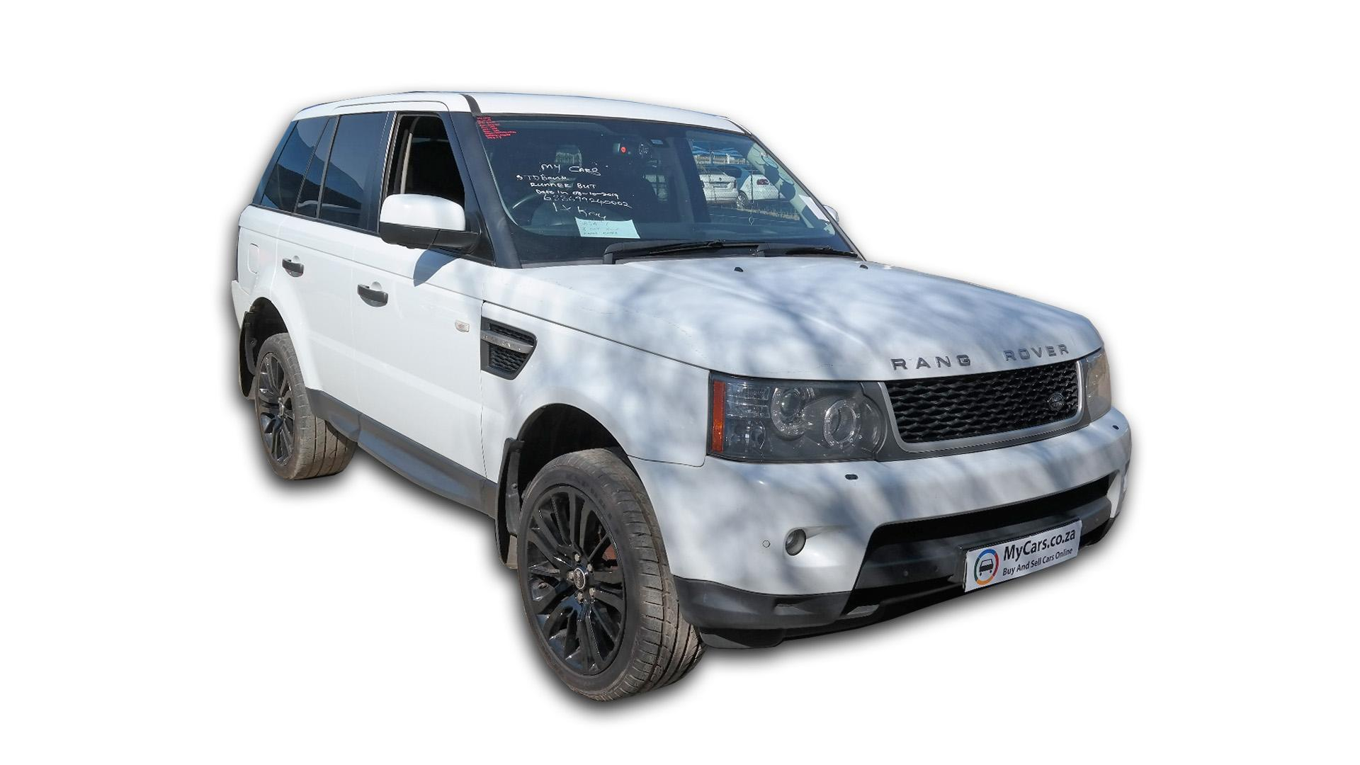 Land Rover Range Rover Sport 3.0 D Hse Lux