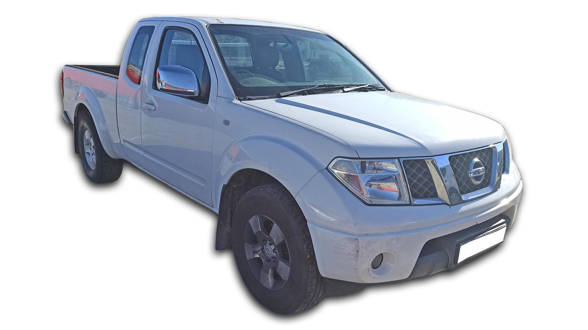 Nissan Navara 2.5 Dci  XE K/CA