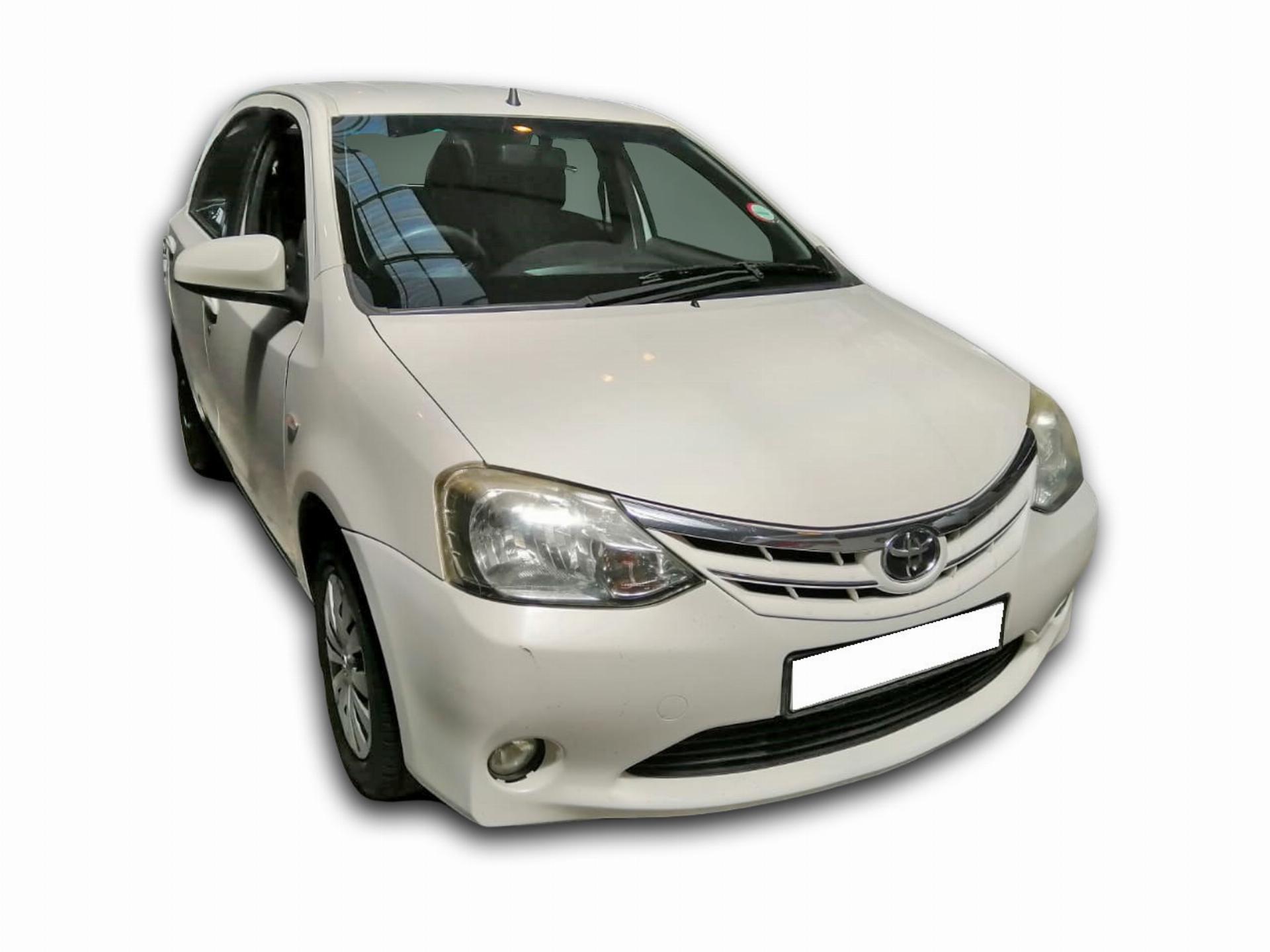 Toyota Etios 1.5 XS/ Sprint 5DR