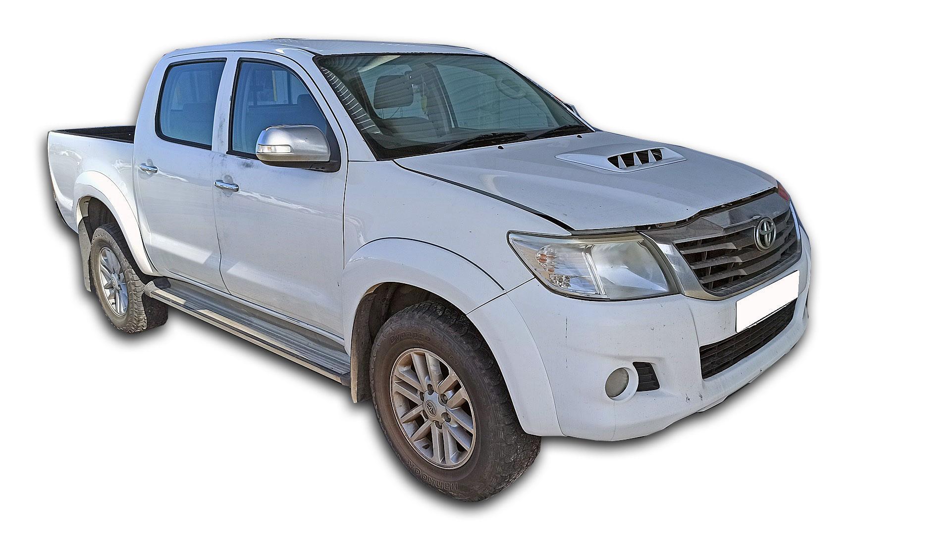 Toyota Hilux 2.5 D-4D VNT 106K