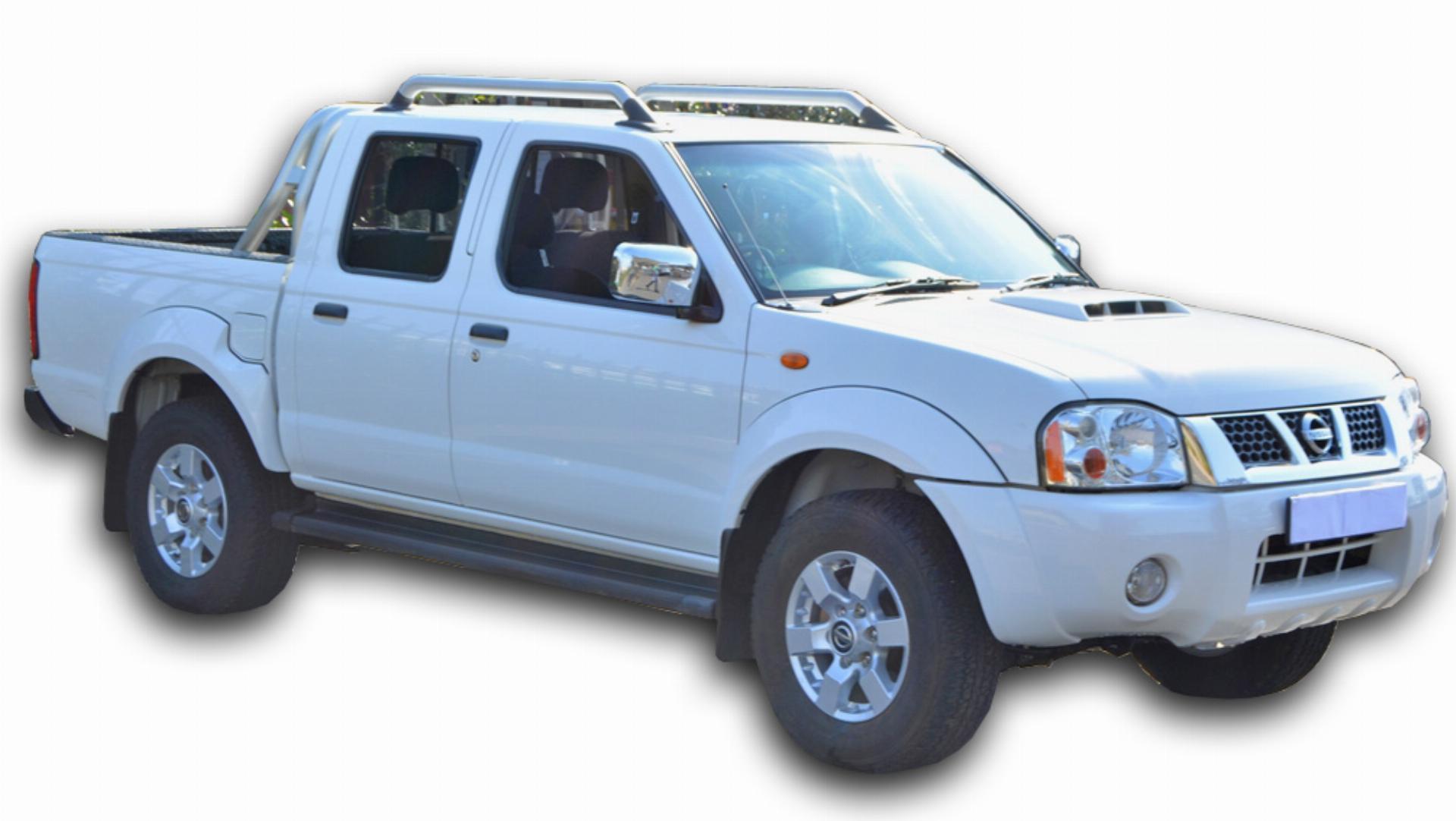 Nissan Hardbody 2,5 TDi HI-RIDER D/CAB