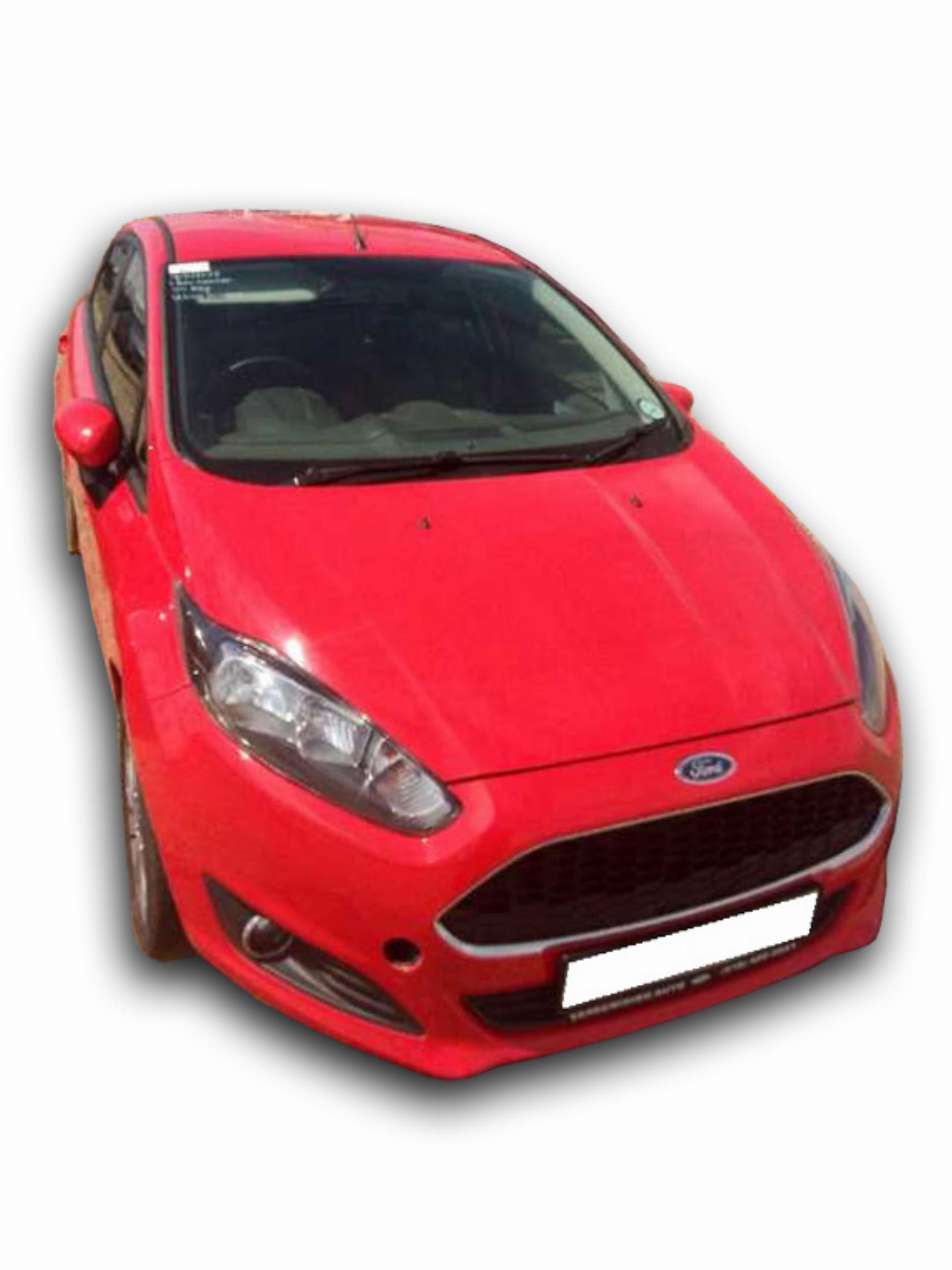 Ford Fiesta 1.0 Ecoboost Trendline