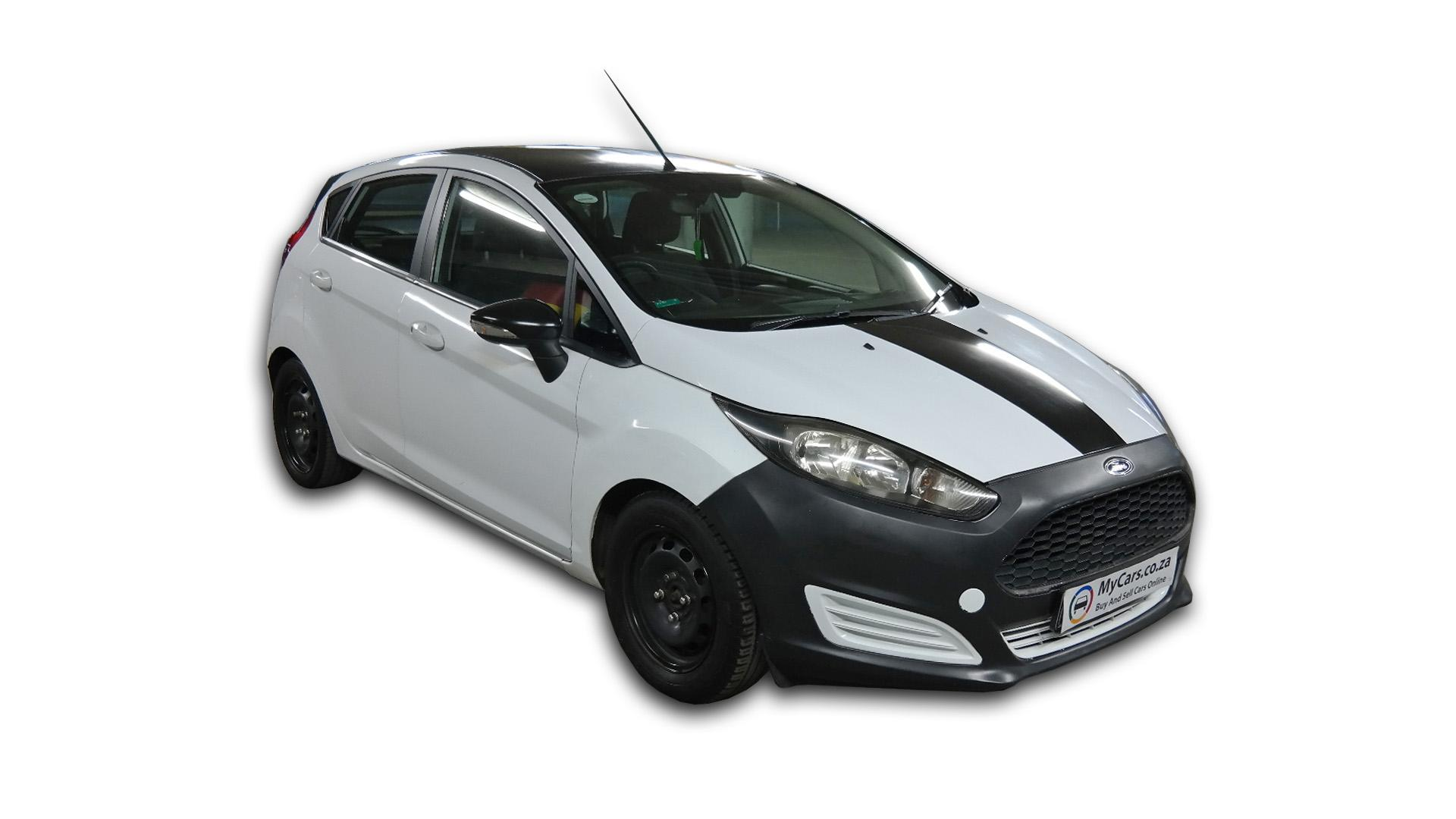Ford Fiesta 1.4 Ambiente 5DR