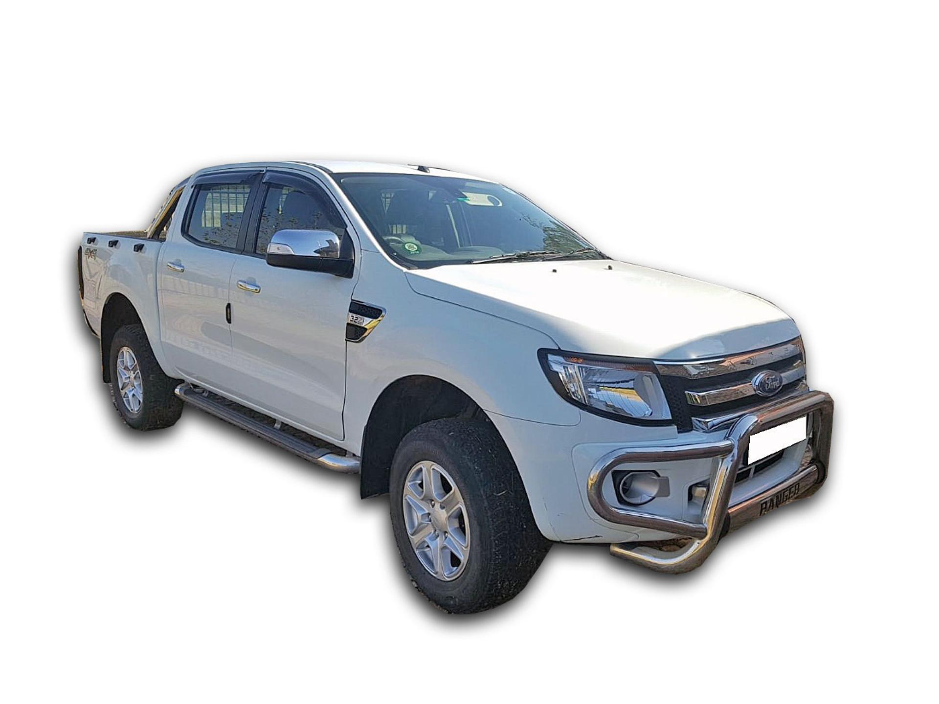 Ford Ranger XLT 3.2 Double Cab 4WD