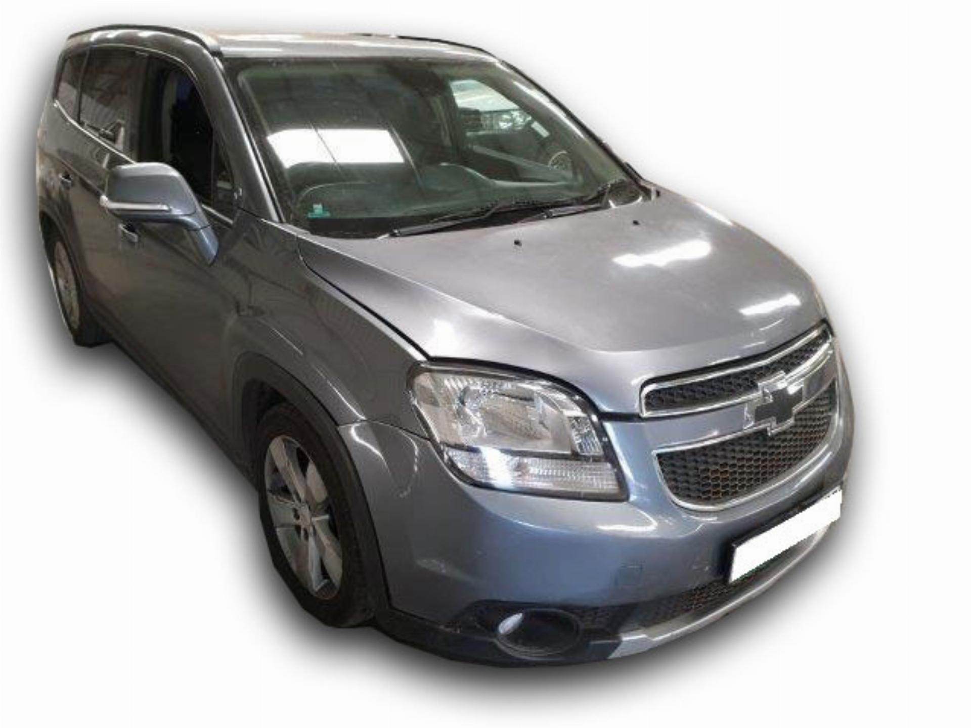 Chevrolet Orlando 1.8 LS