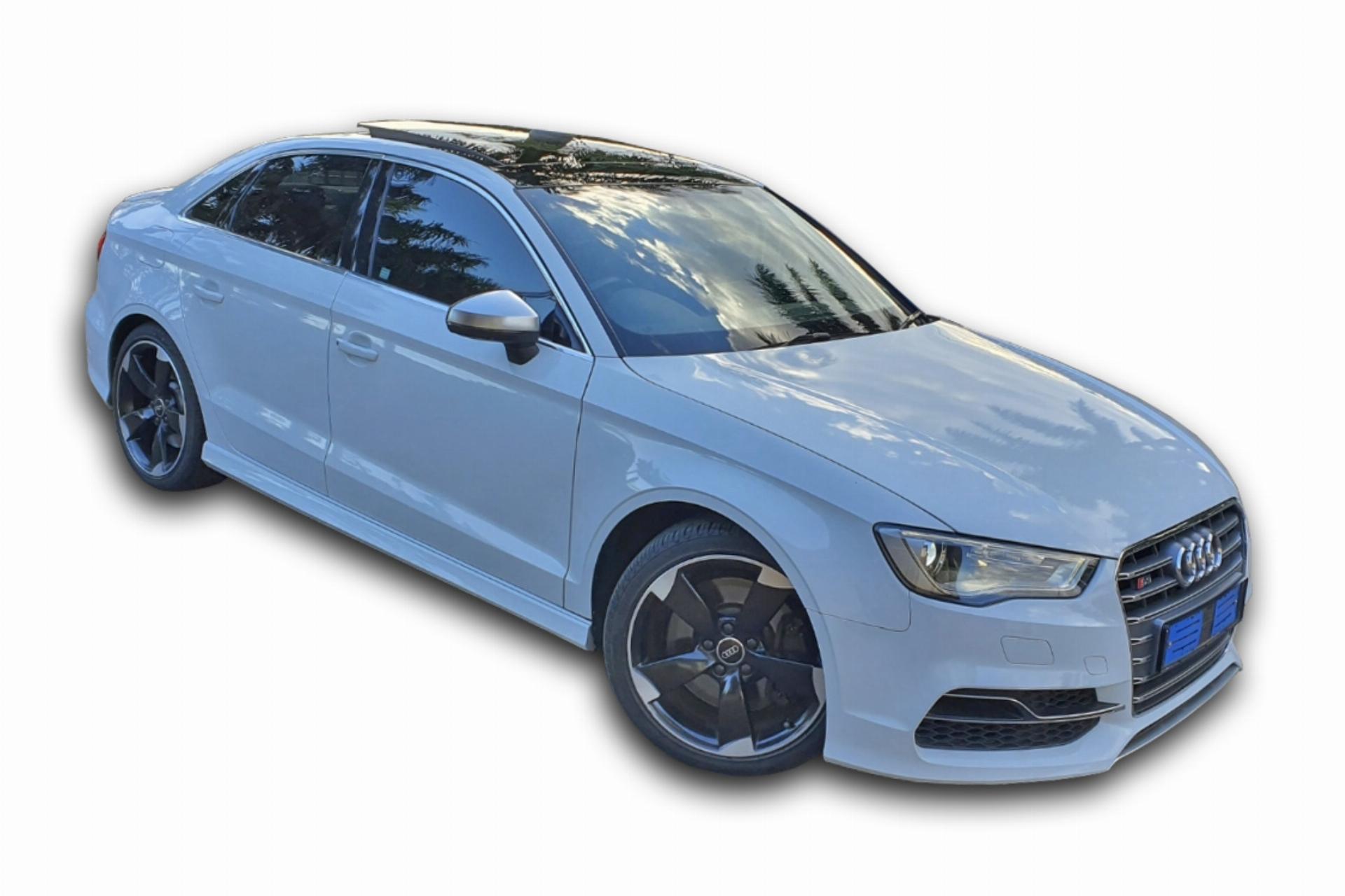 Audi S3 S-TRONIC Quattro