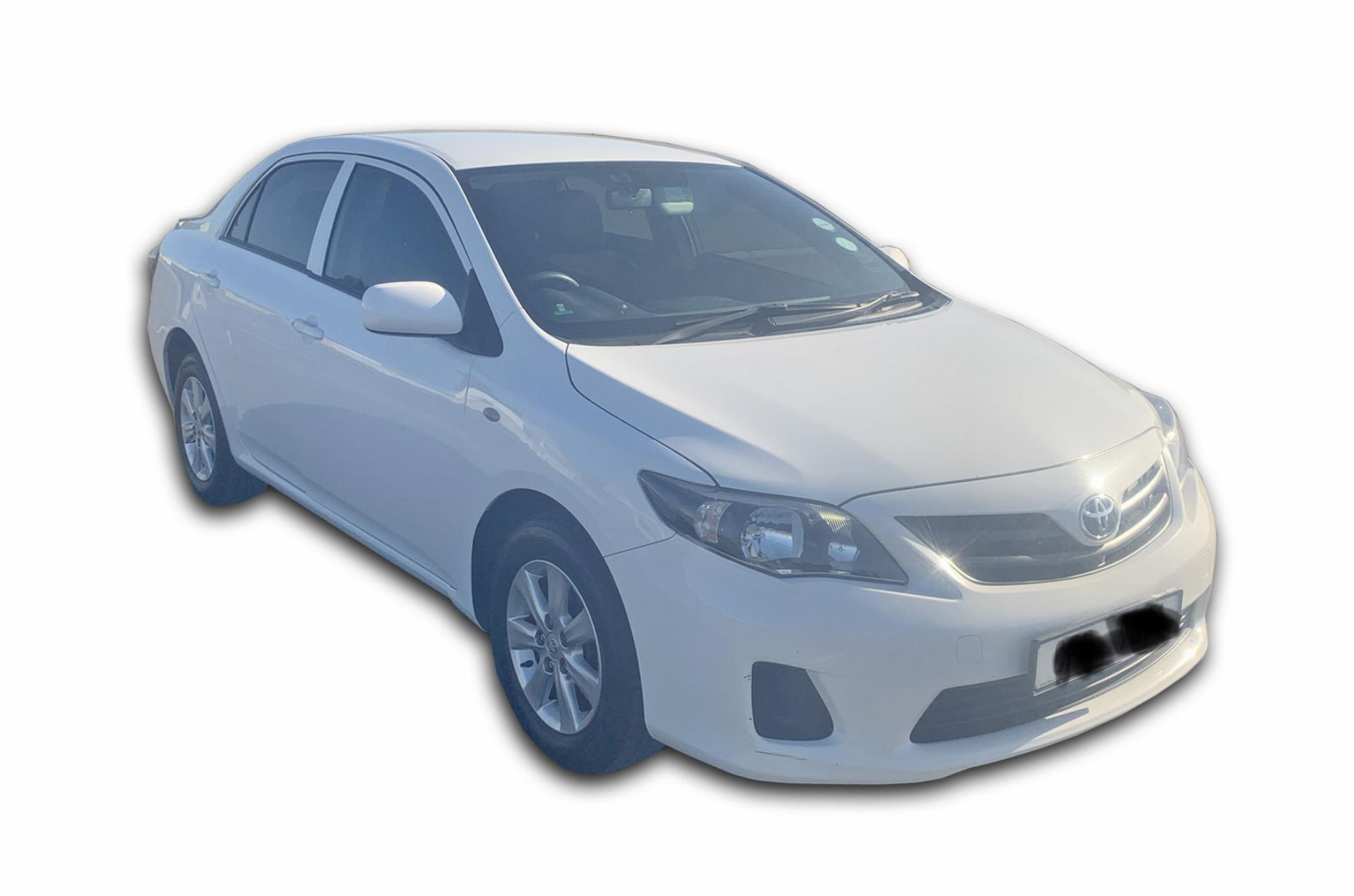 Toyota Corolla 1.6 Quest Plus