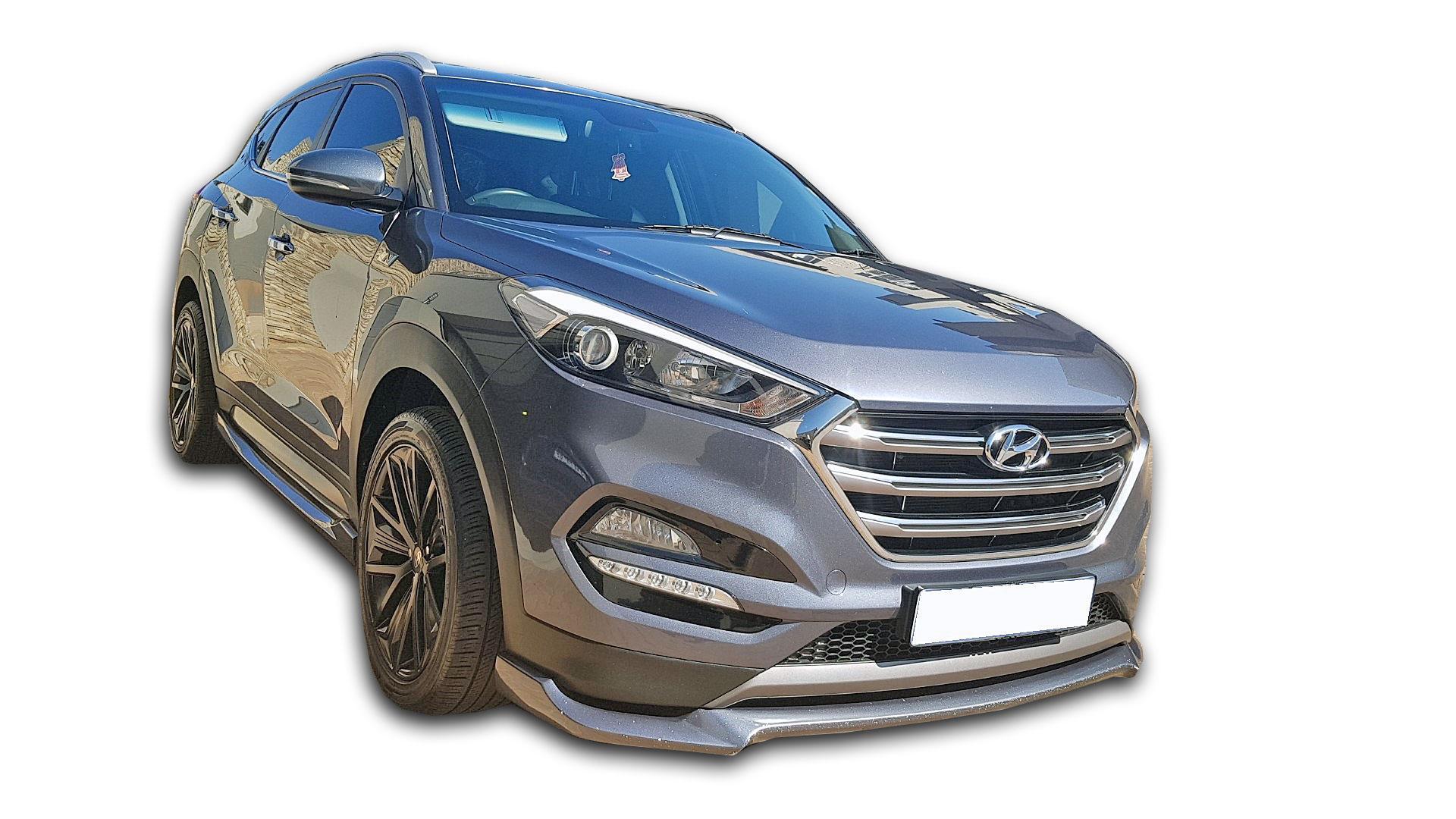 Hyundai Tucson 1.6 Tgdi Executive (150KW) Sport