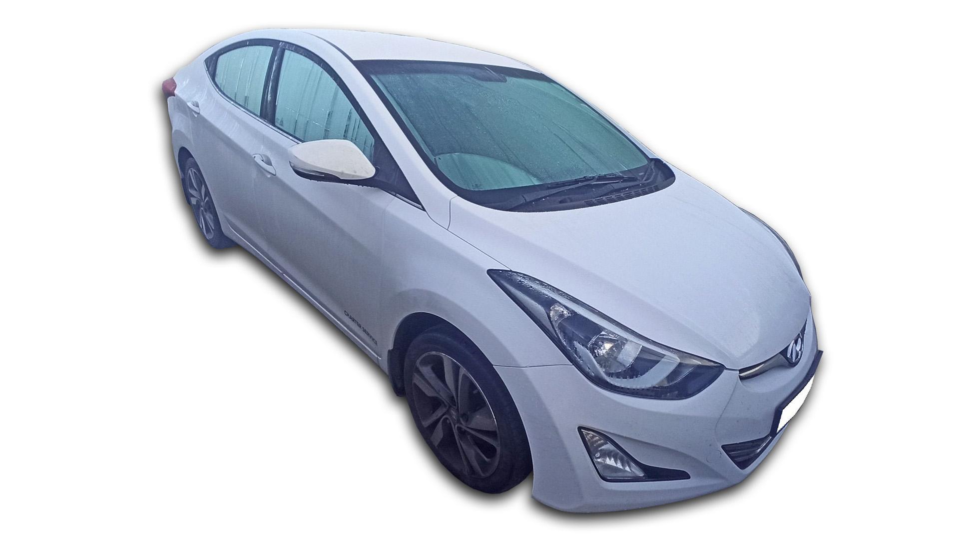 Hyundai Elantra 1.6 Premium A/