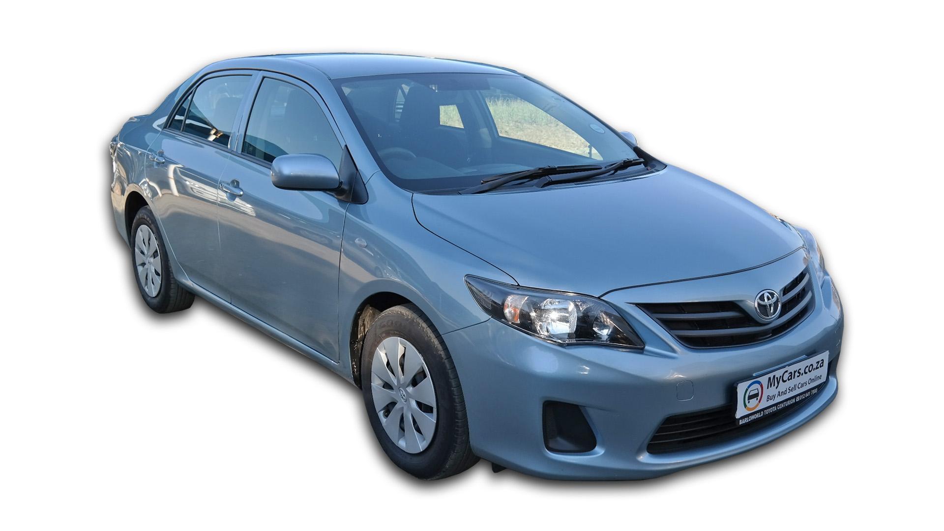 Toyota Corolla Quest 1.6 A/T