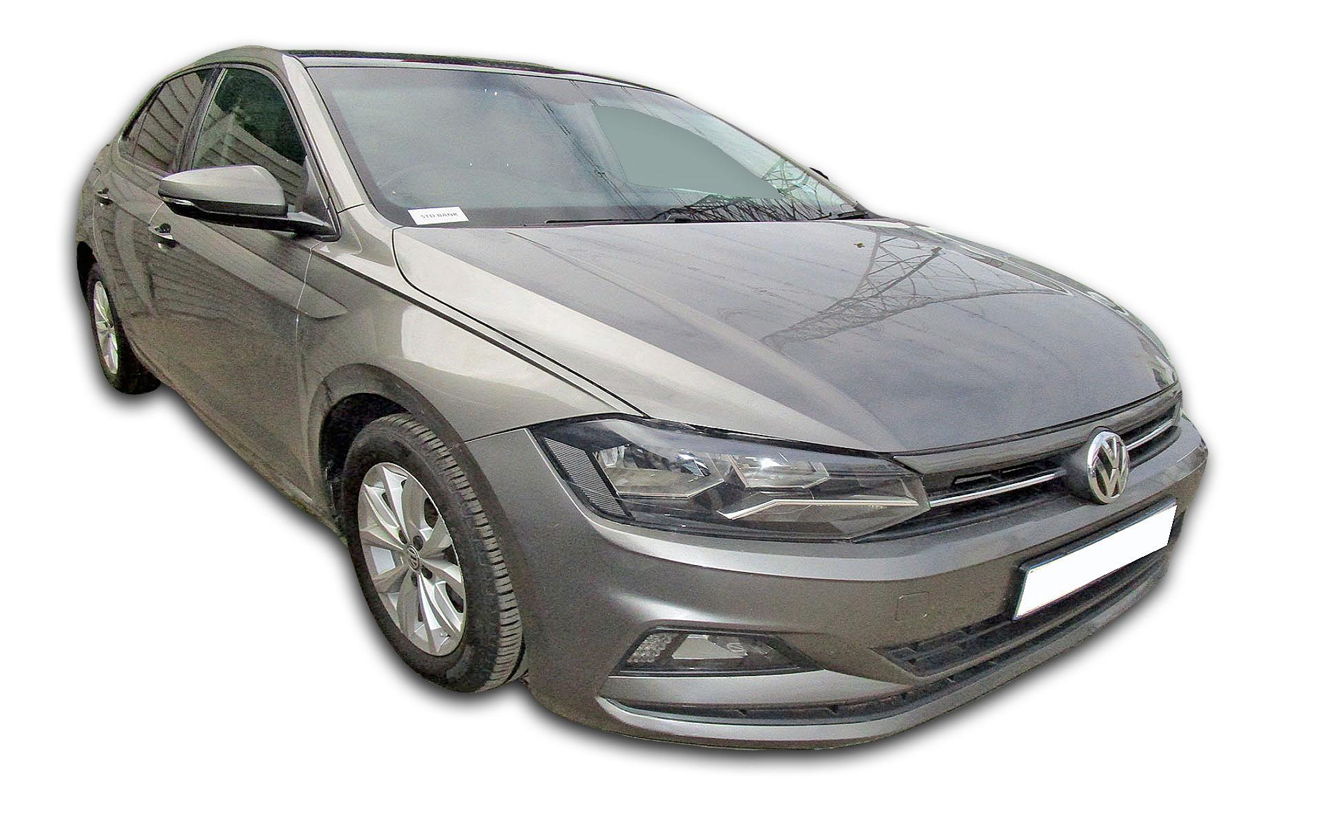 VW Polo 1.0 Tsi Comfortline