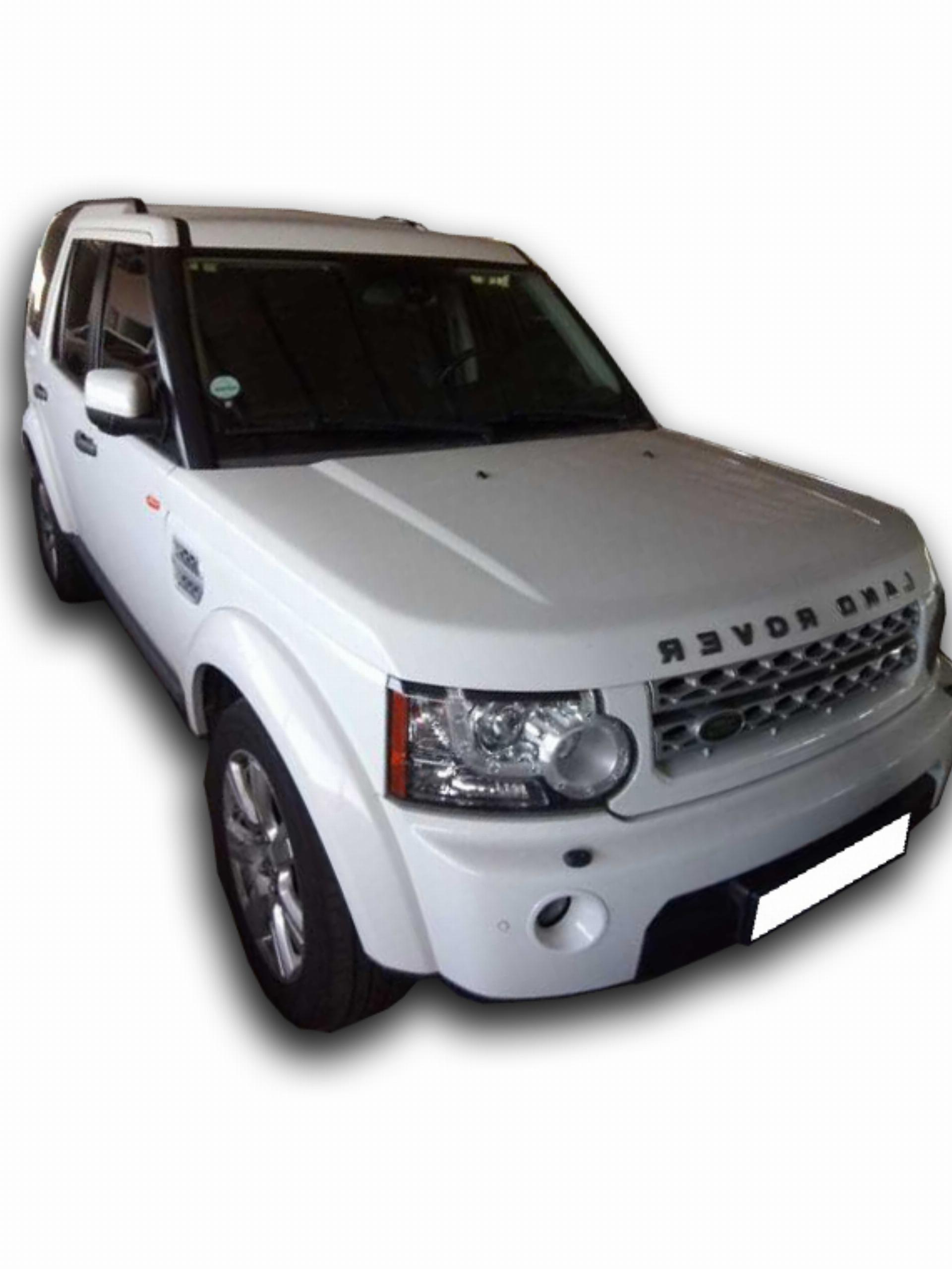 Land Rover Discovery 4 3.0 T