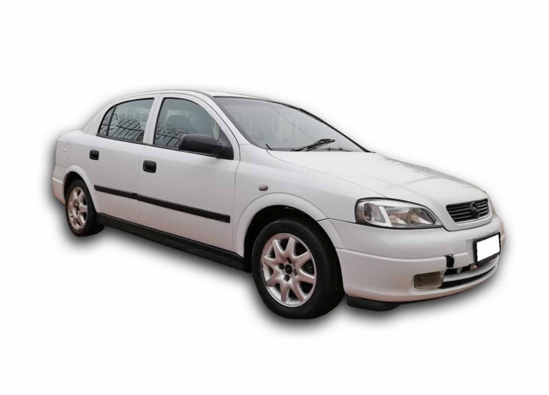 Opel Astra 1.8 Classic Sedan