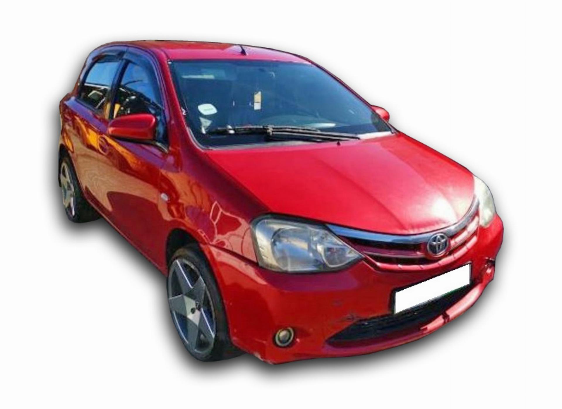 Toyota Etios 1.5 XS/SPRINT 5DR