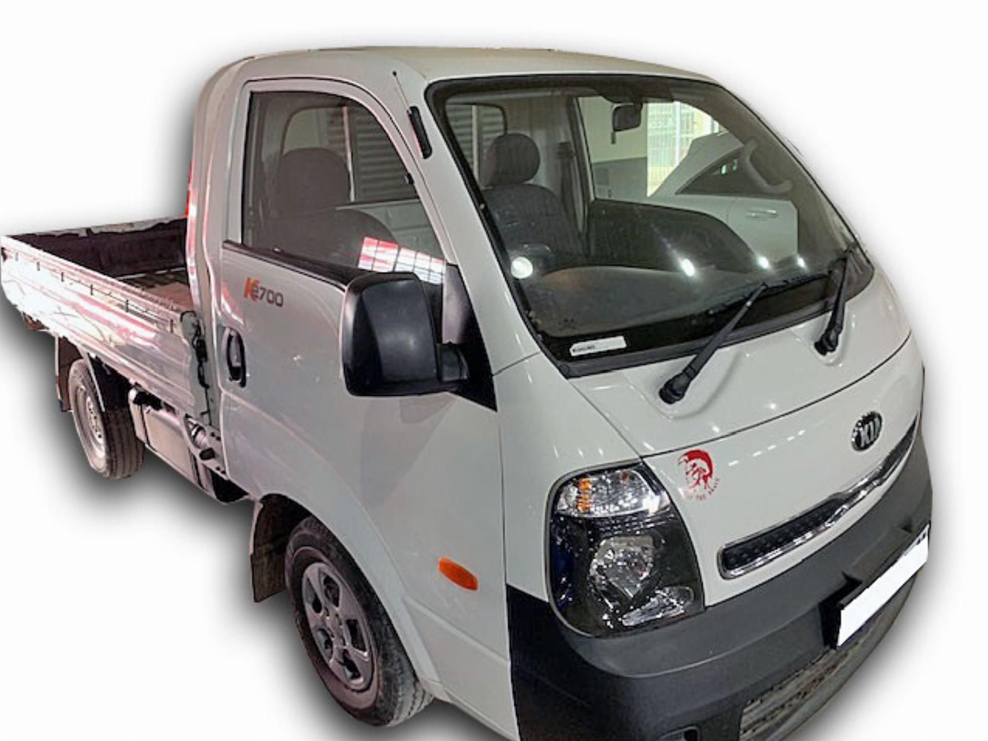 Kia K2700 K 2700 Workhorse P/U S/C
