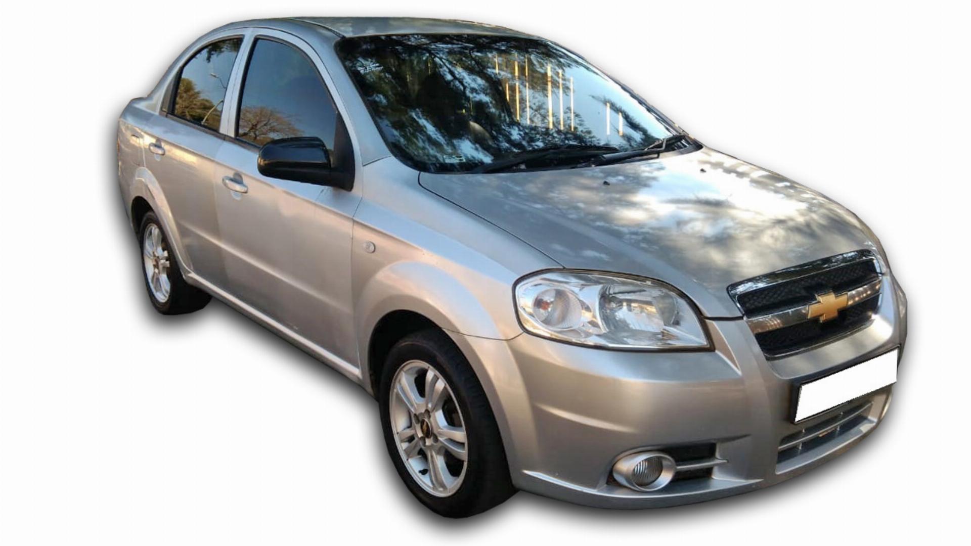 Chevrolet Aveo 1.5L