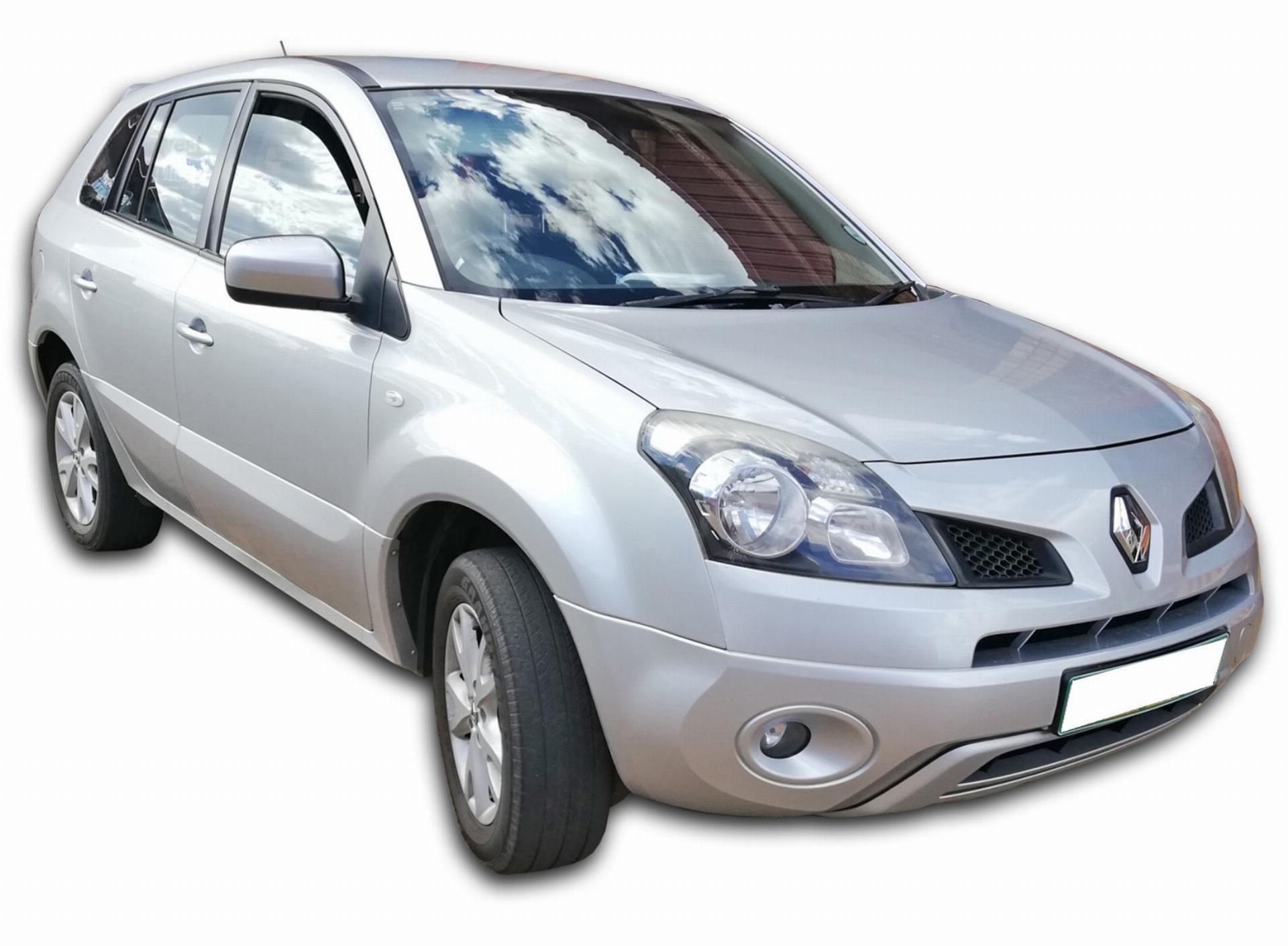 Renault Koleos Dynamique 2.5