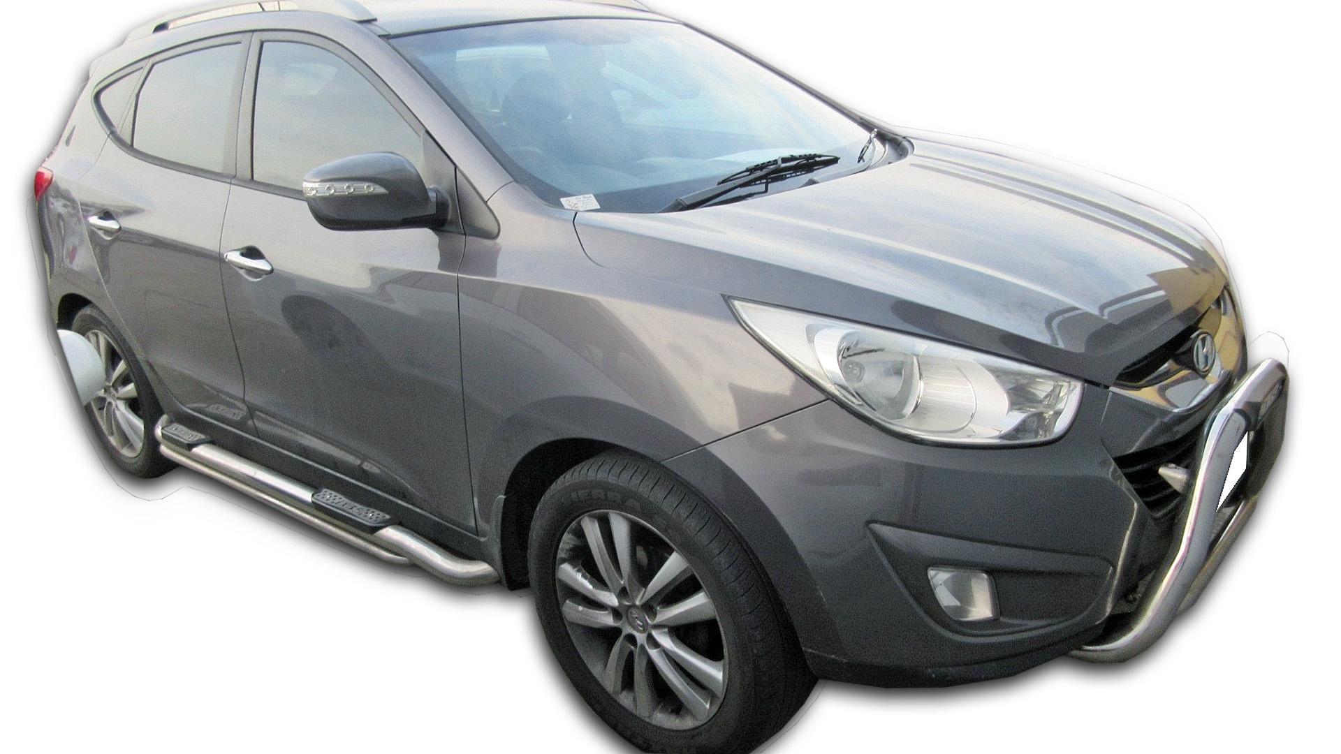 Hyundai IX35 2.0 GLS/EXECUTIVE
