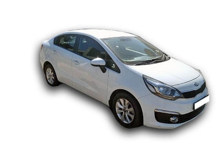 2018 KIA RIO  1.4 Sedan