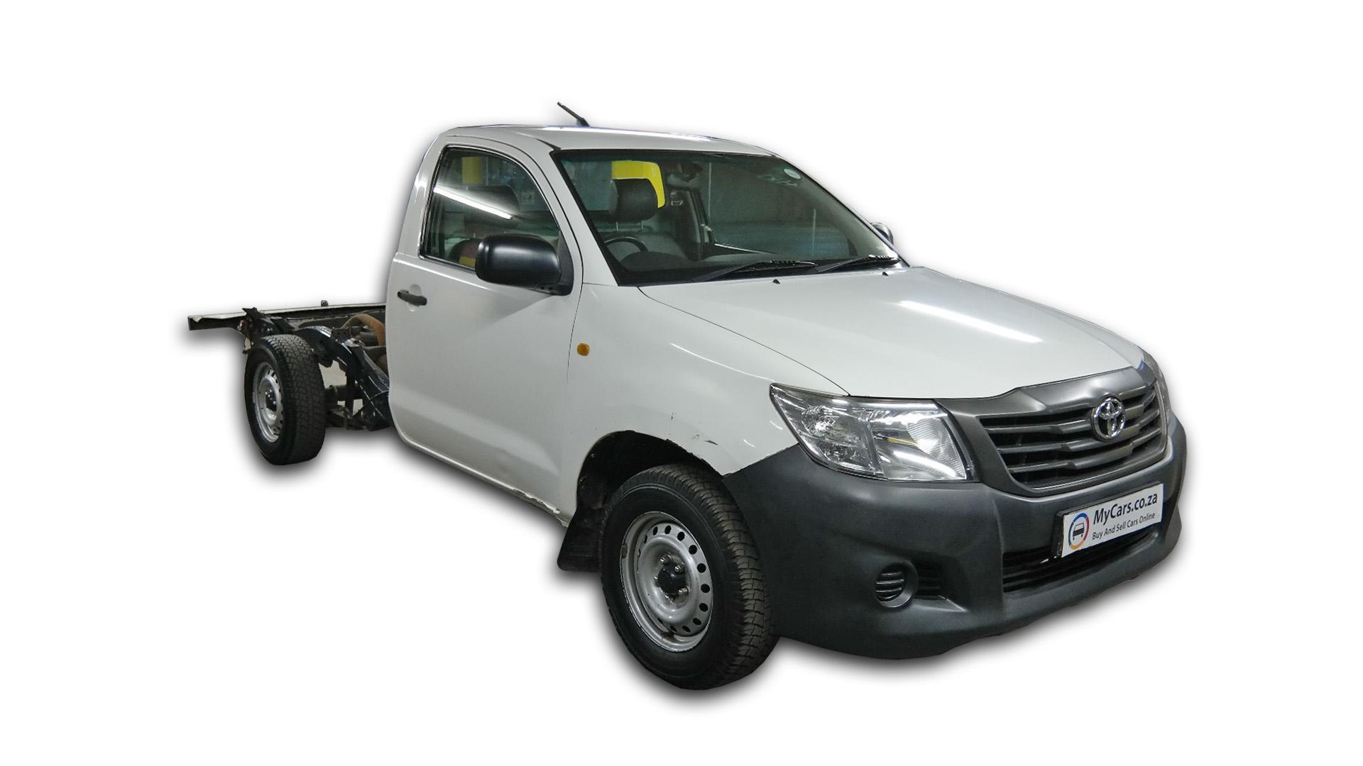 Toyota Hilux 2.5 D-4D P/U