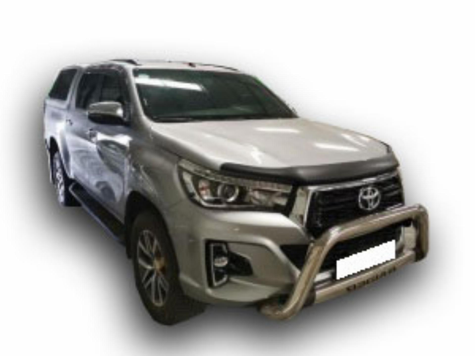Toyota Hilux 2.8 GD-6 RB