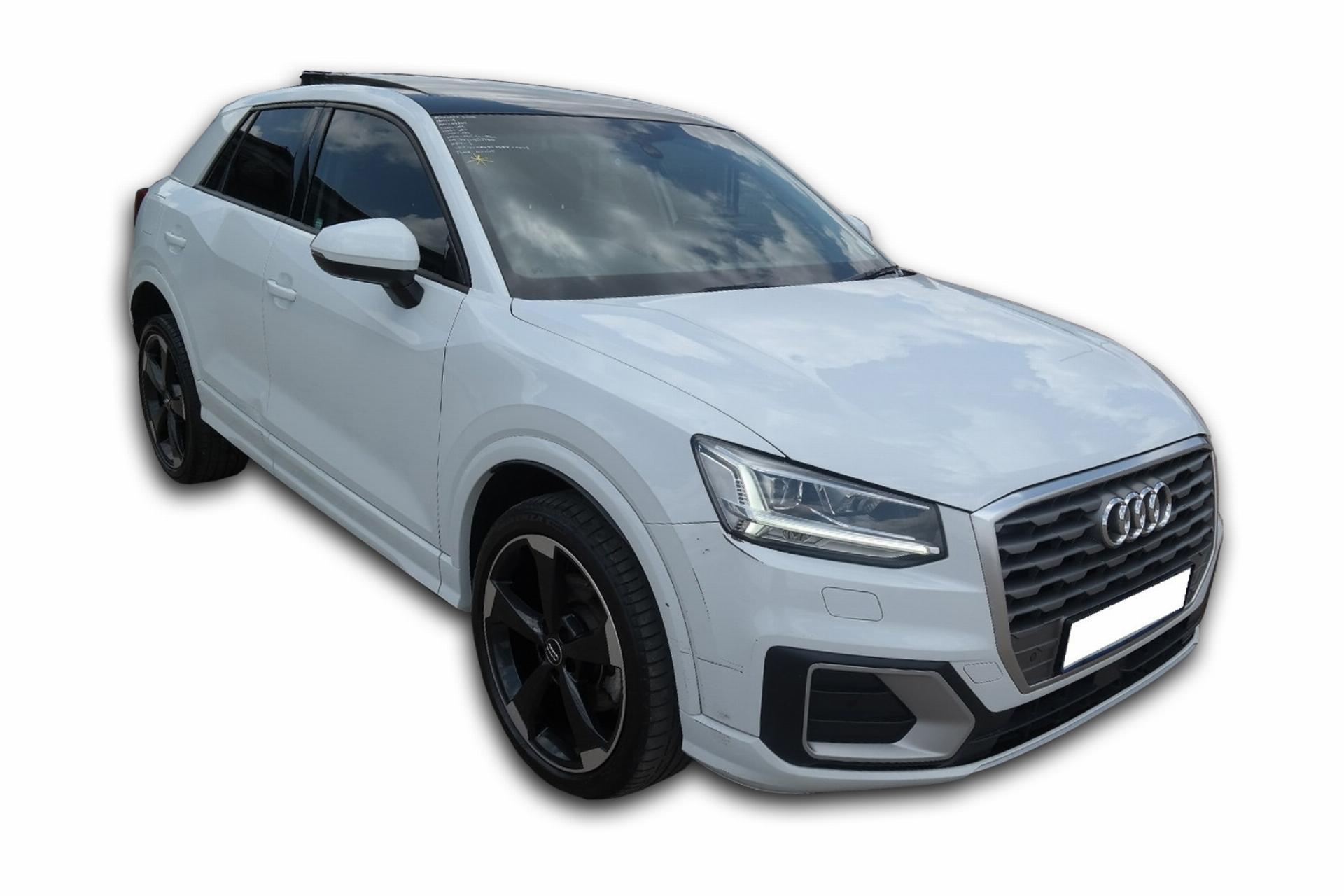 Audi Q2 1.4T 1.4T