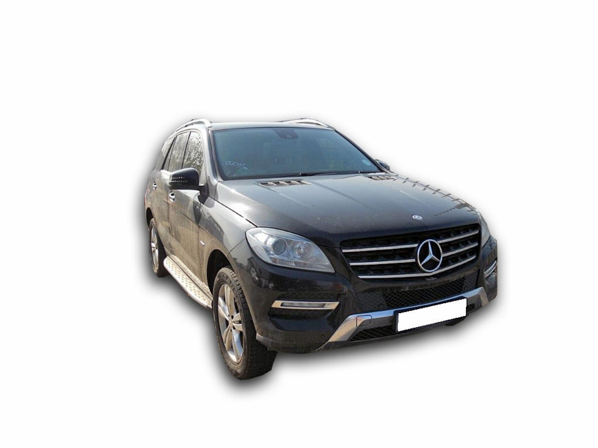 Mercedes Benz ML 350 BE
