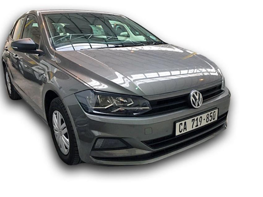 VW Polo 1.0L Tsi Trendline