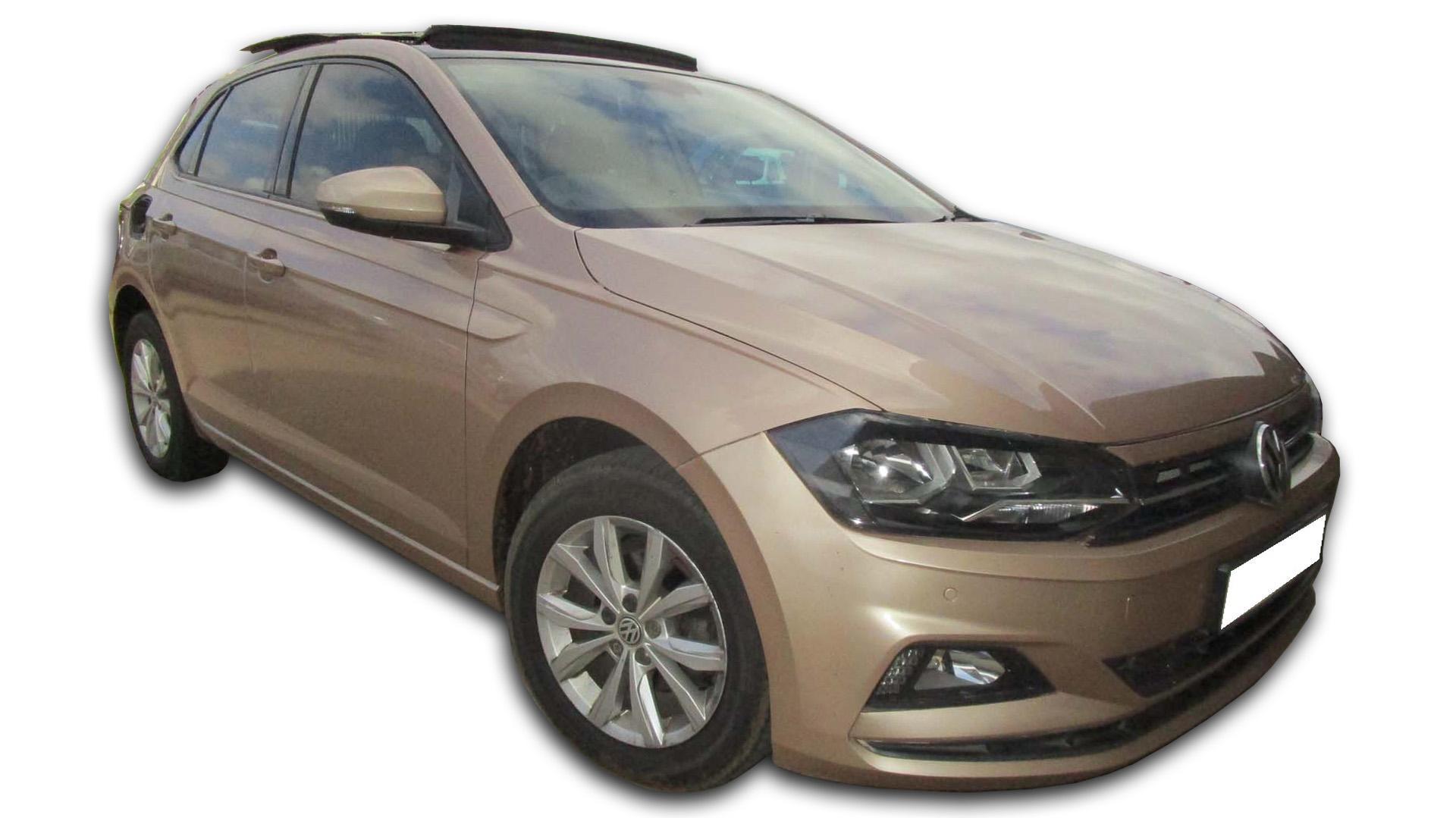 VW Polo 1.0 Tsi Com