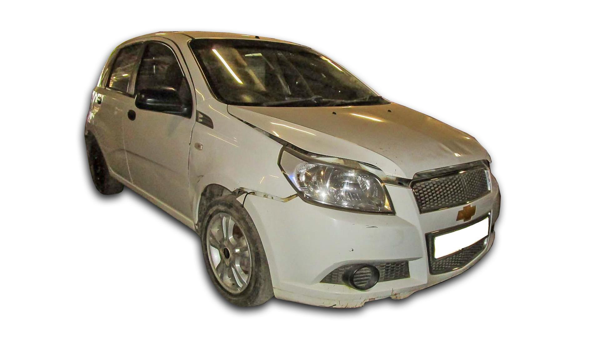 Chevrolet Aveo 1.6 L 5DR