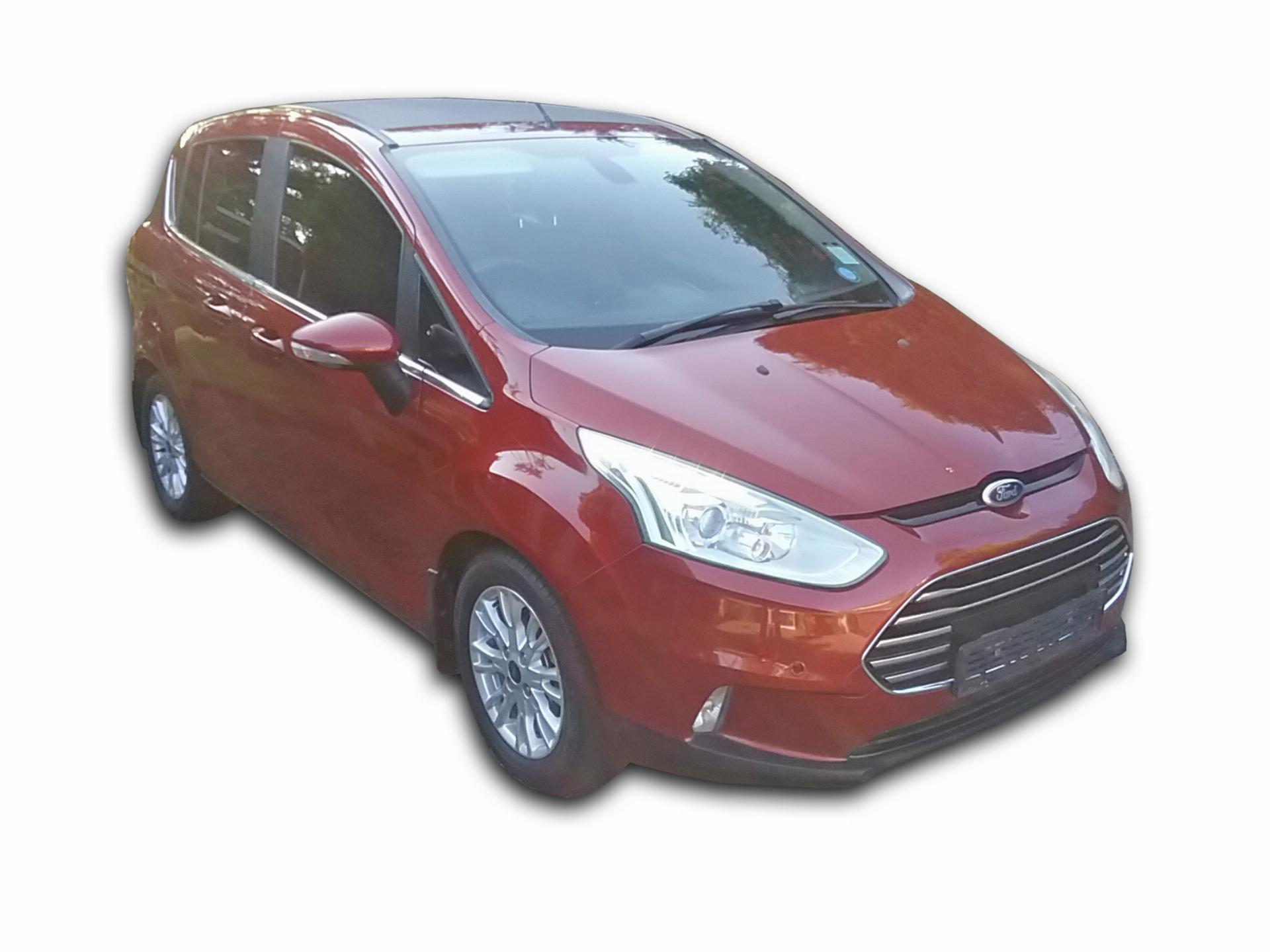 Ford B-MAX 1.0 Ecoboost Ambiente 1.0