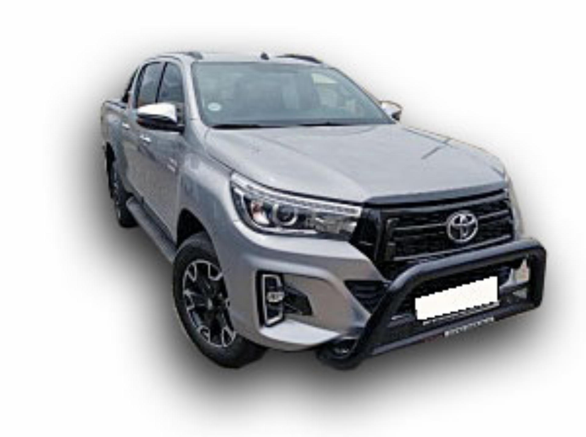 Toyota Hilux 2.8 GD-6 RB Raider