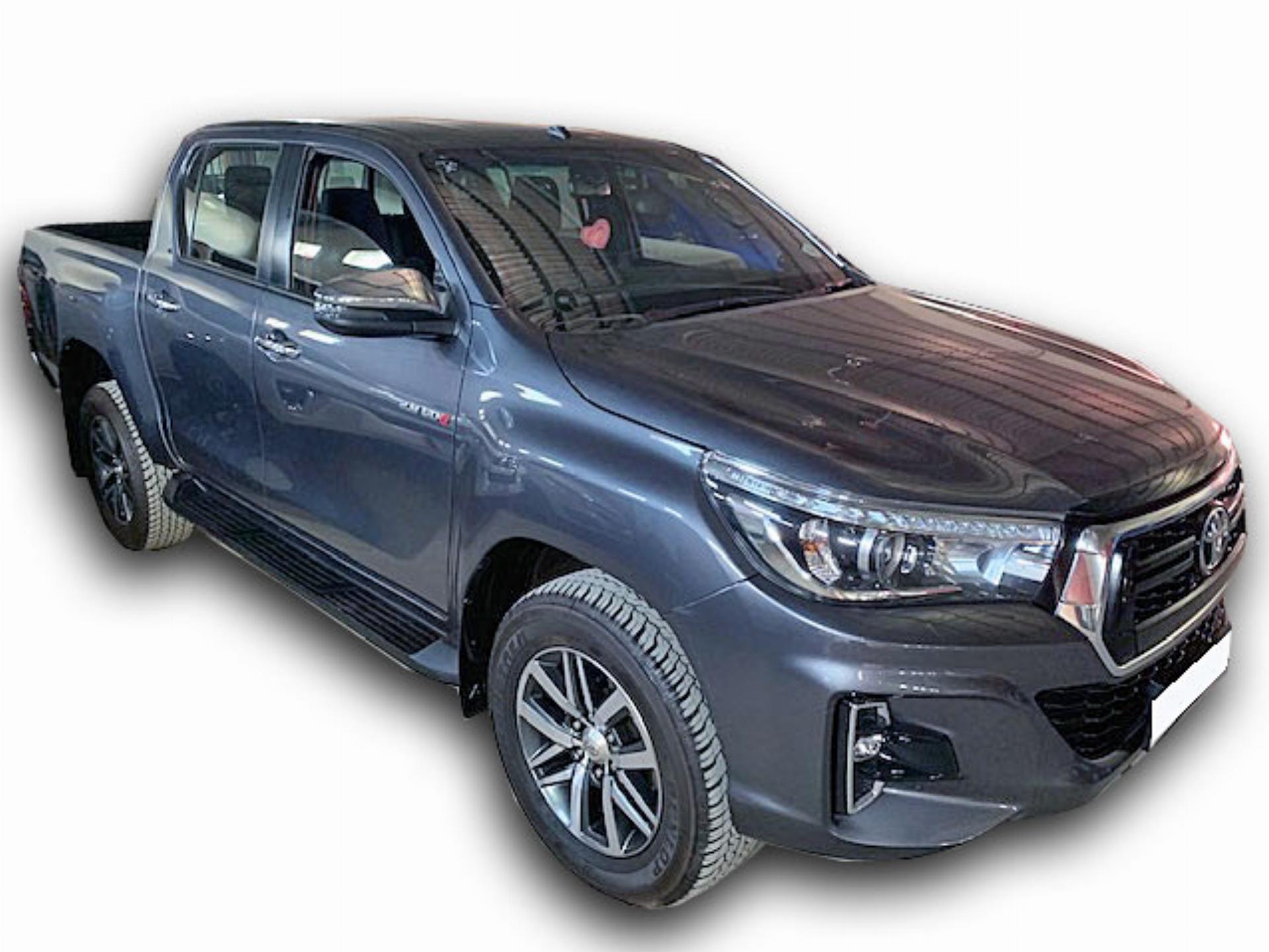 Toyota Hilux 2.8 GD-6 Raider 4