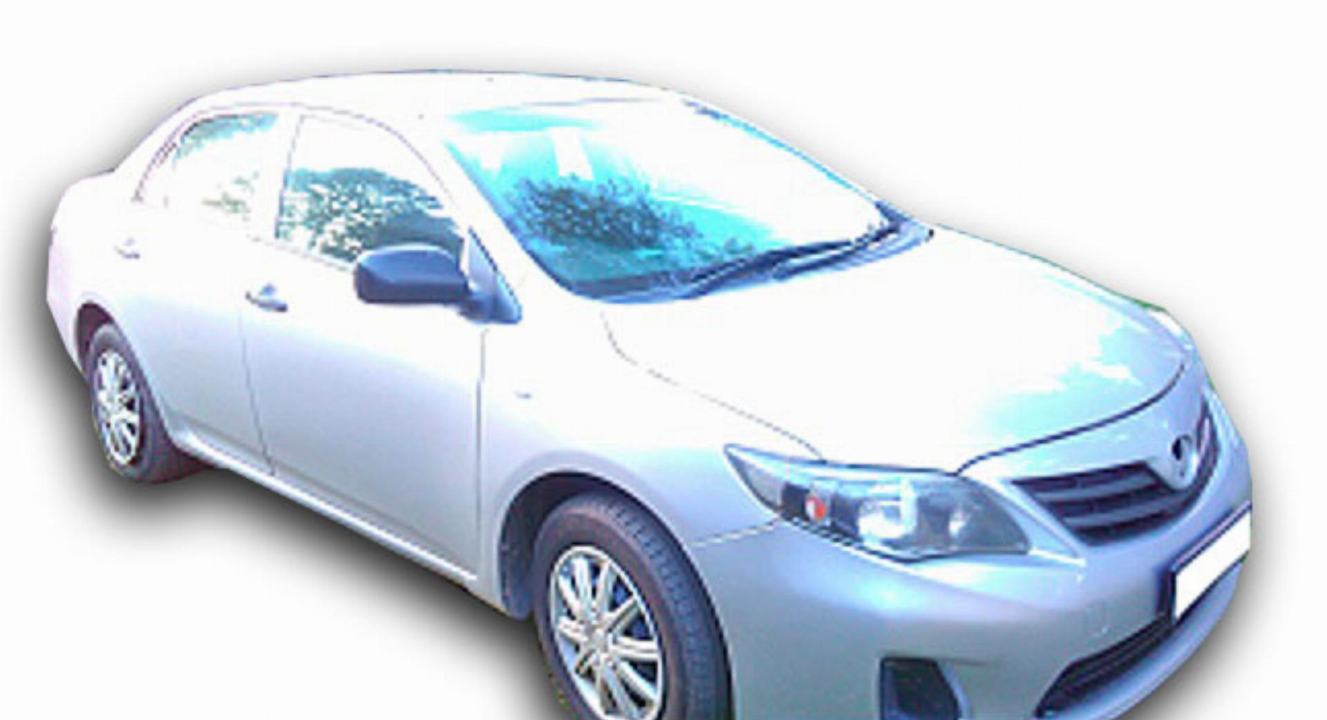 Toyota Corolla Guest 16